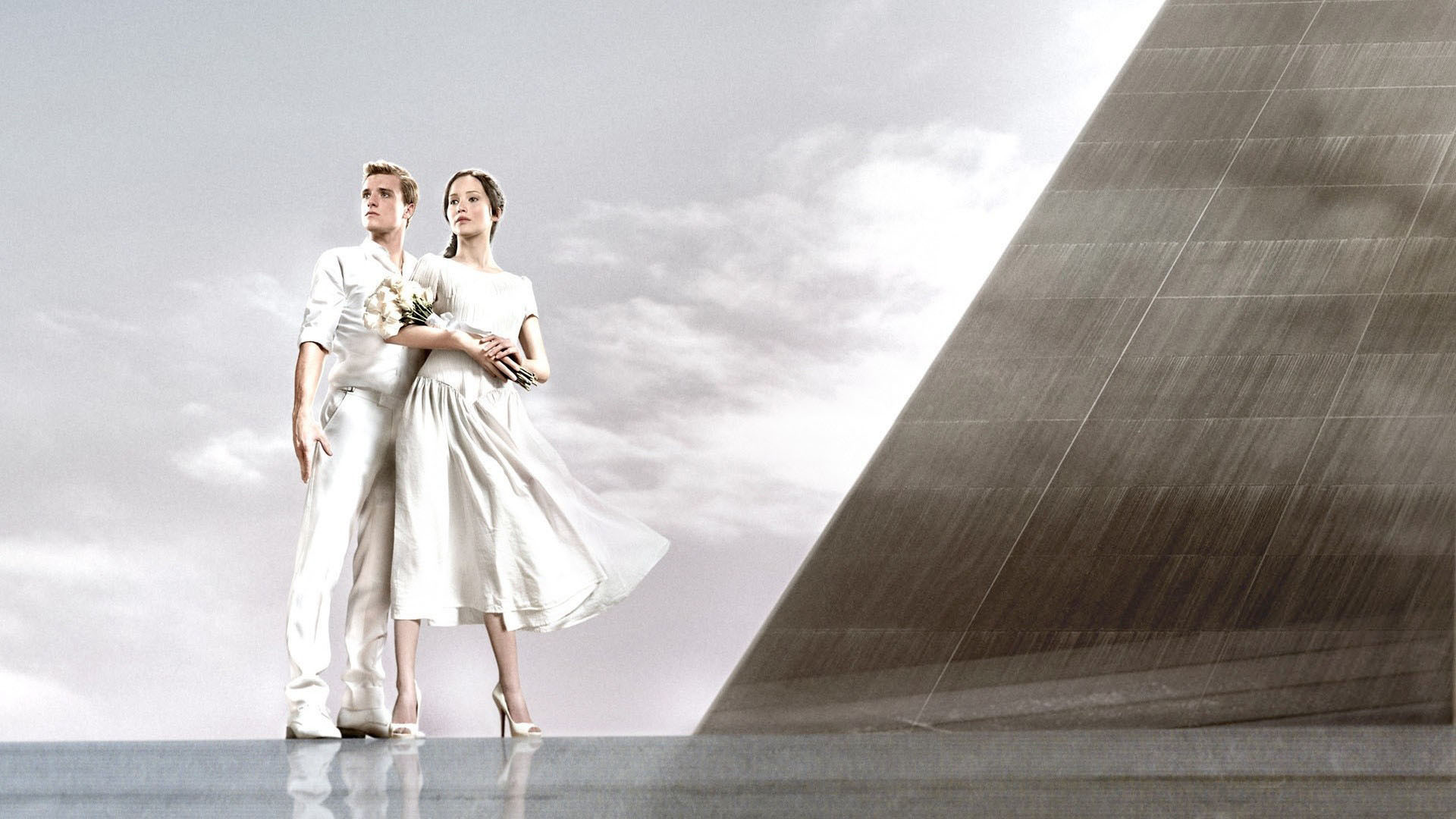 1920x1080 The Hunger Games Catching Fire Couple |  | Full HD 169.
