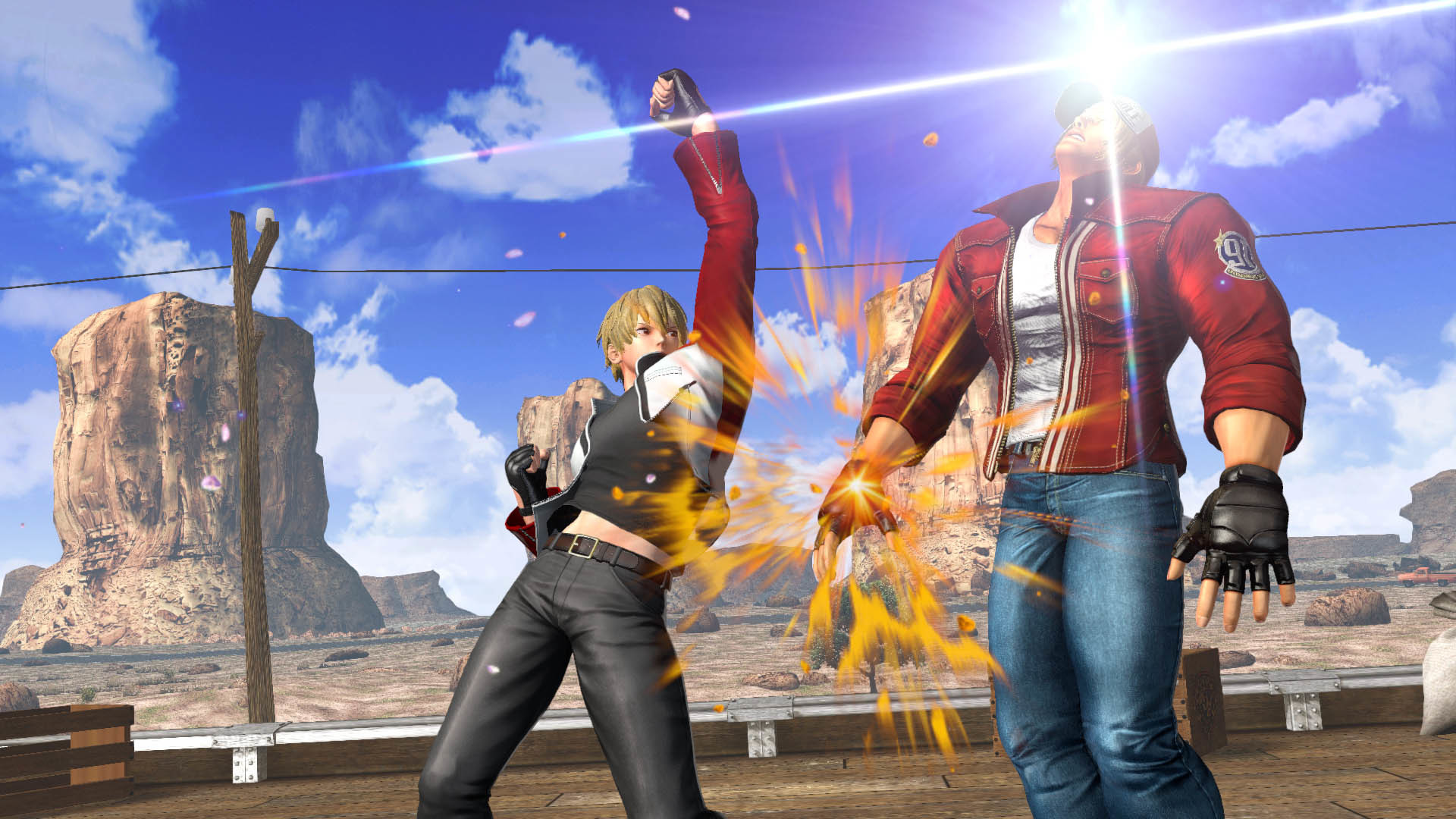 Wallpapers Hd Terry Bogard King Of Fighters 99 58 Images