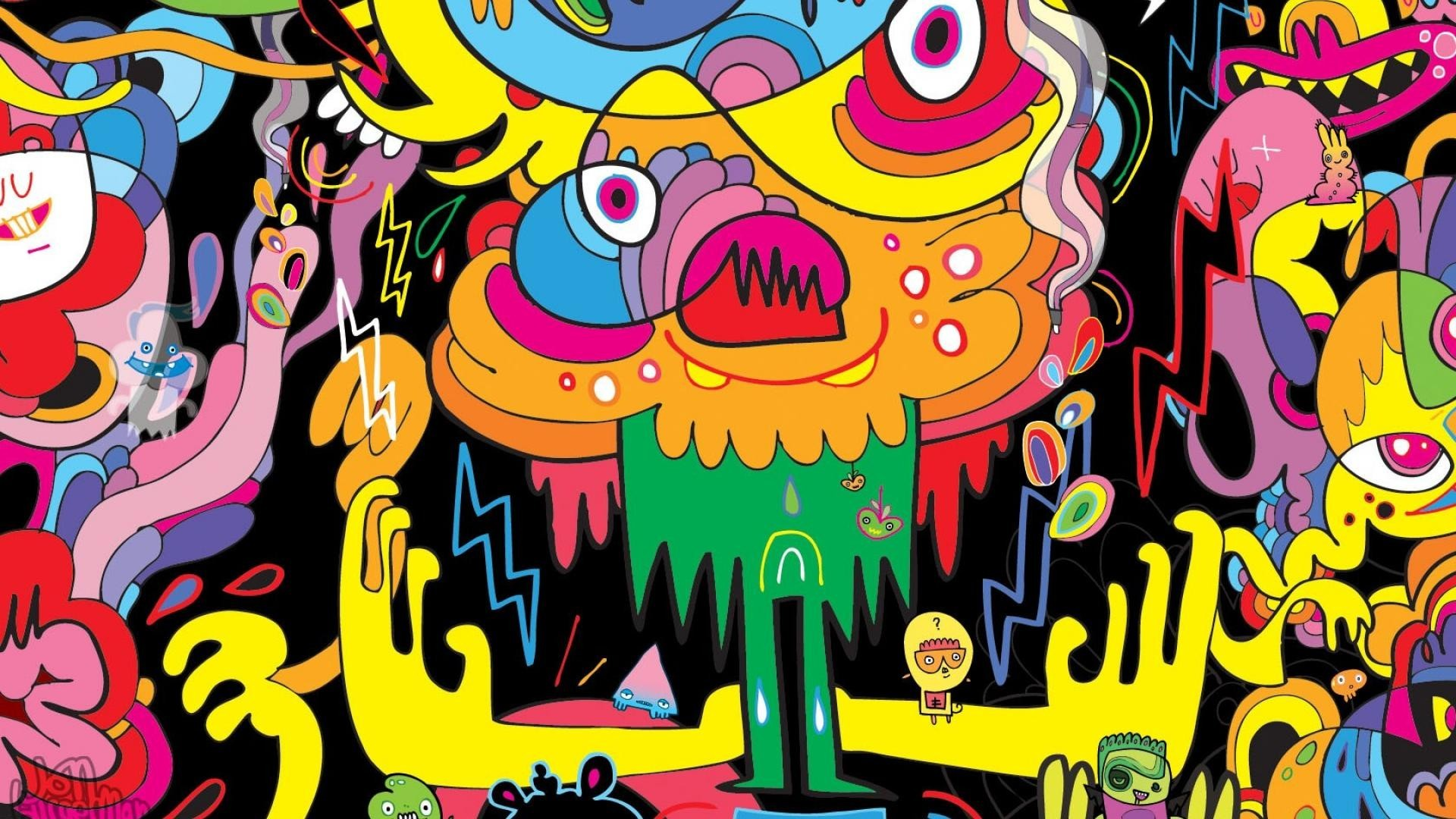 Awesome Trippy Backgrounds 63 Images