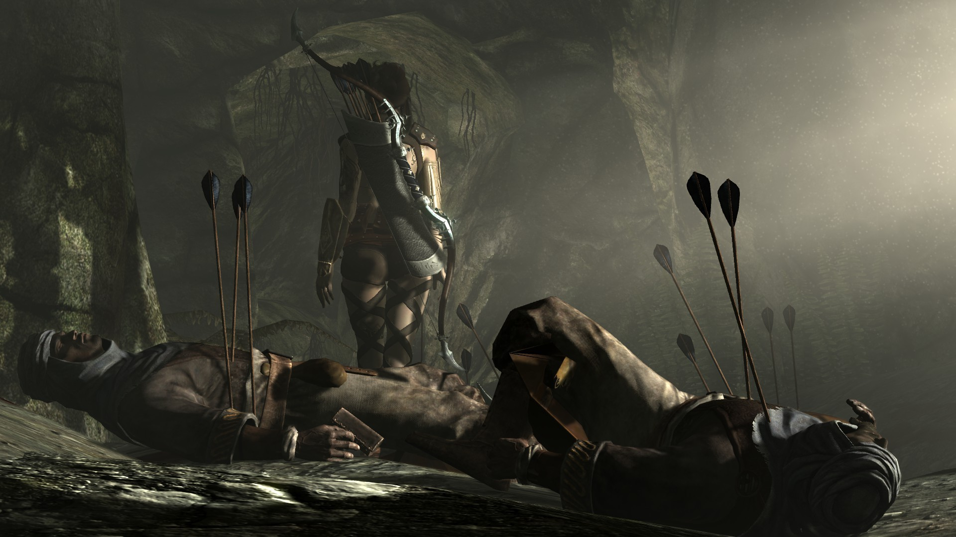 The Elder Scrolls Wallpaper: Skyrim Wallpaper 1366x768 (74+ Images
