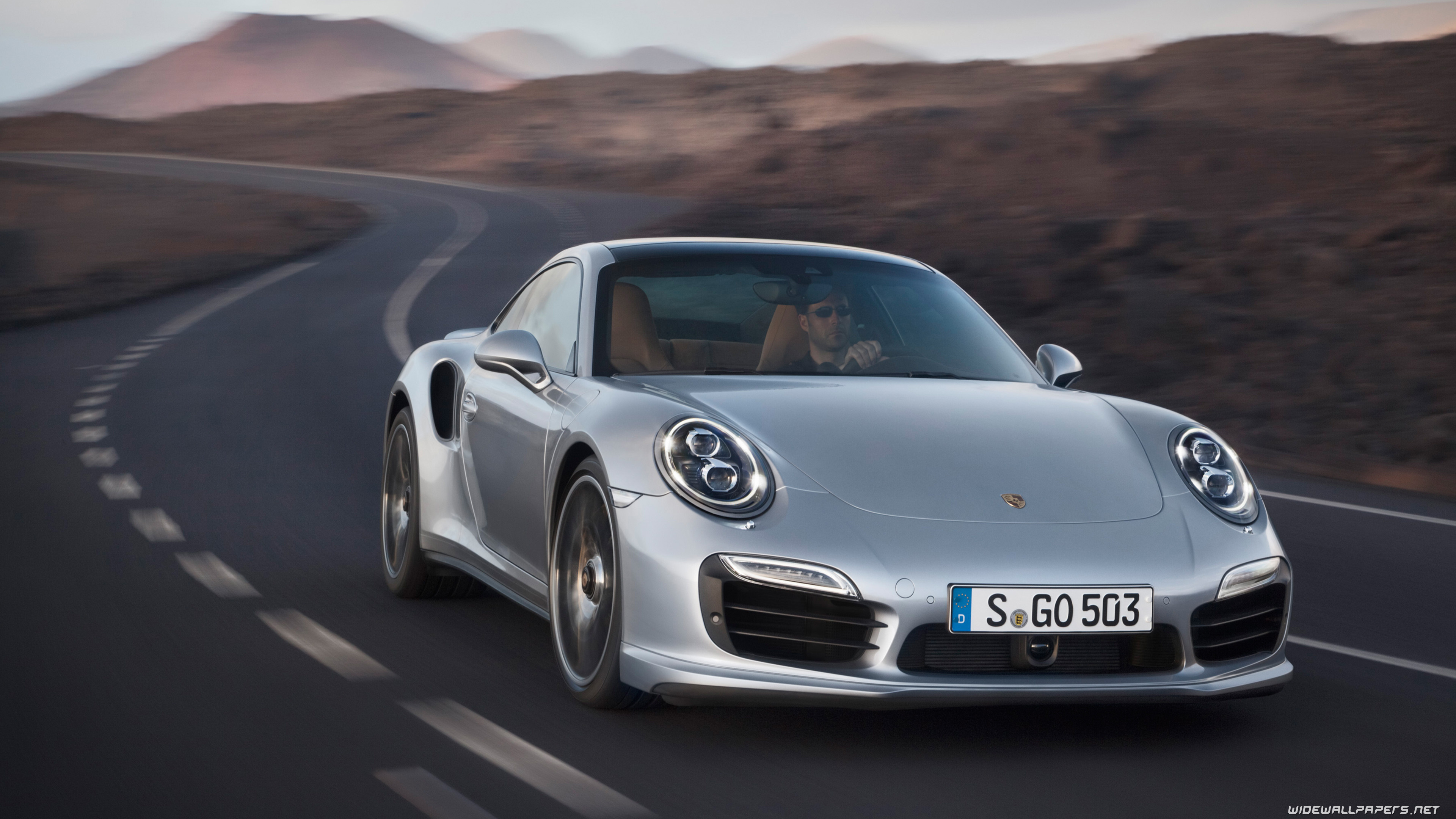 3840x2160 Porsche 911 Turbo S car wallpapers ...