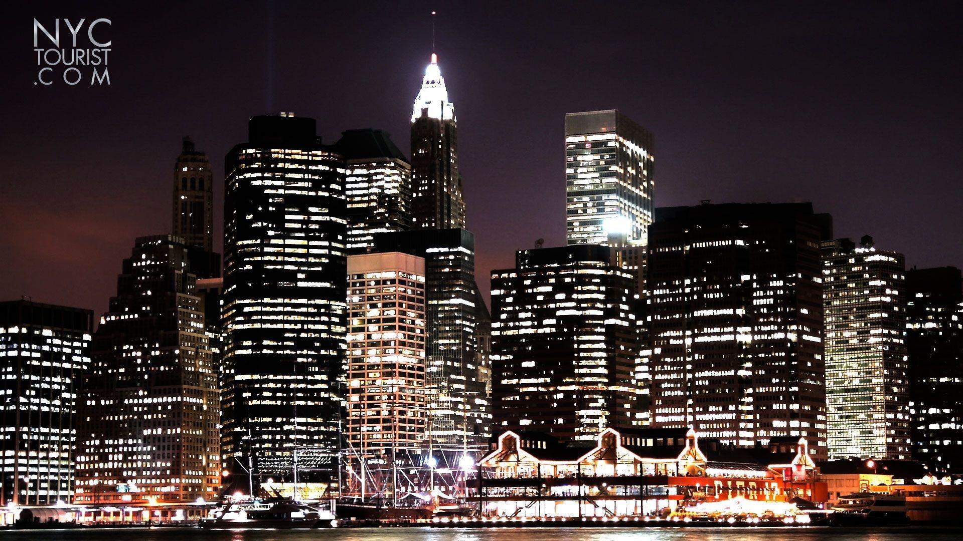 NYC at Night Wallpaper (63+ images)