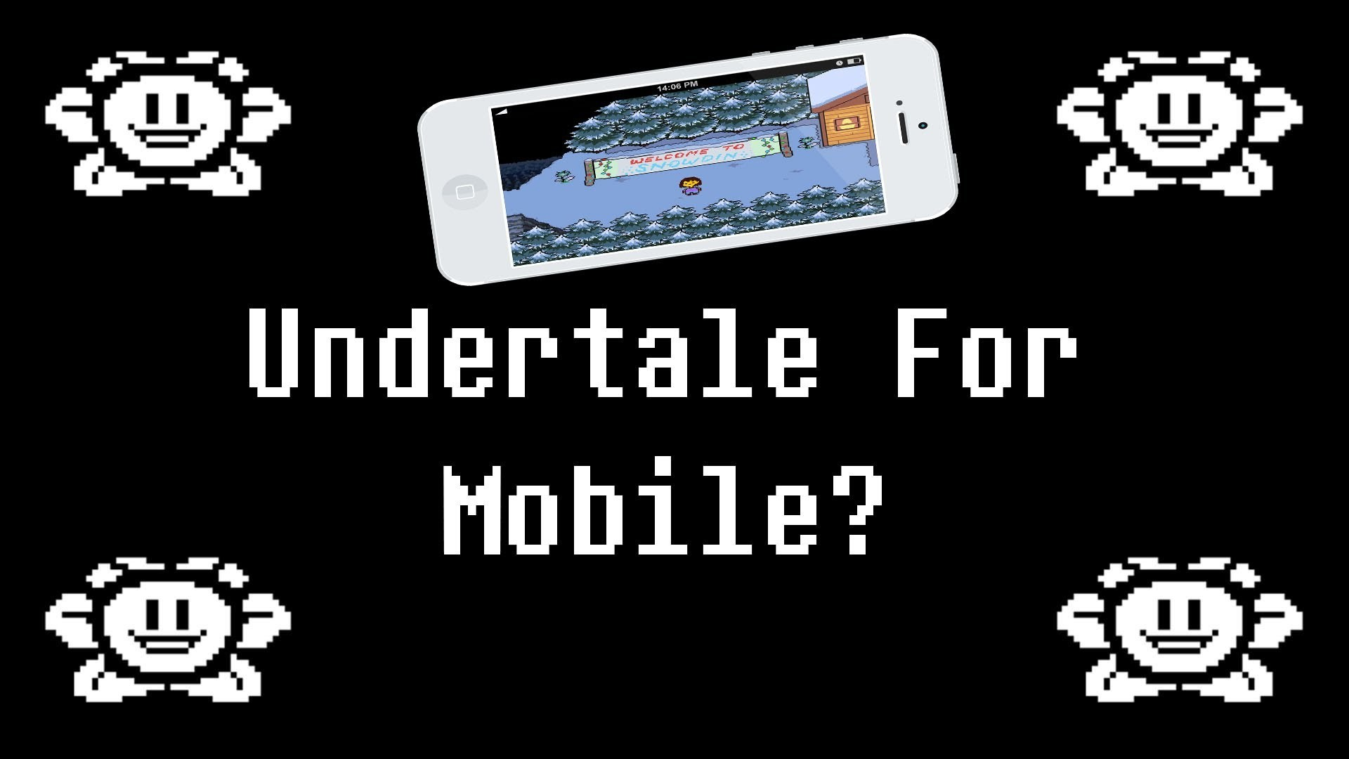 1920x1080 ON YOUR PHONE! | {1} | Undertale Free Android - No Root