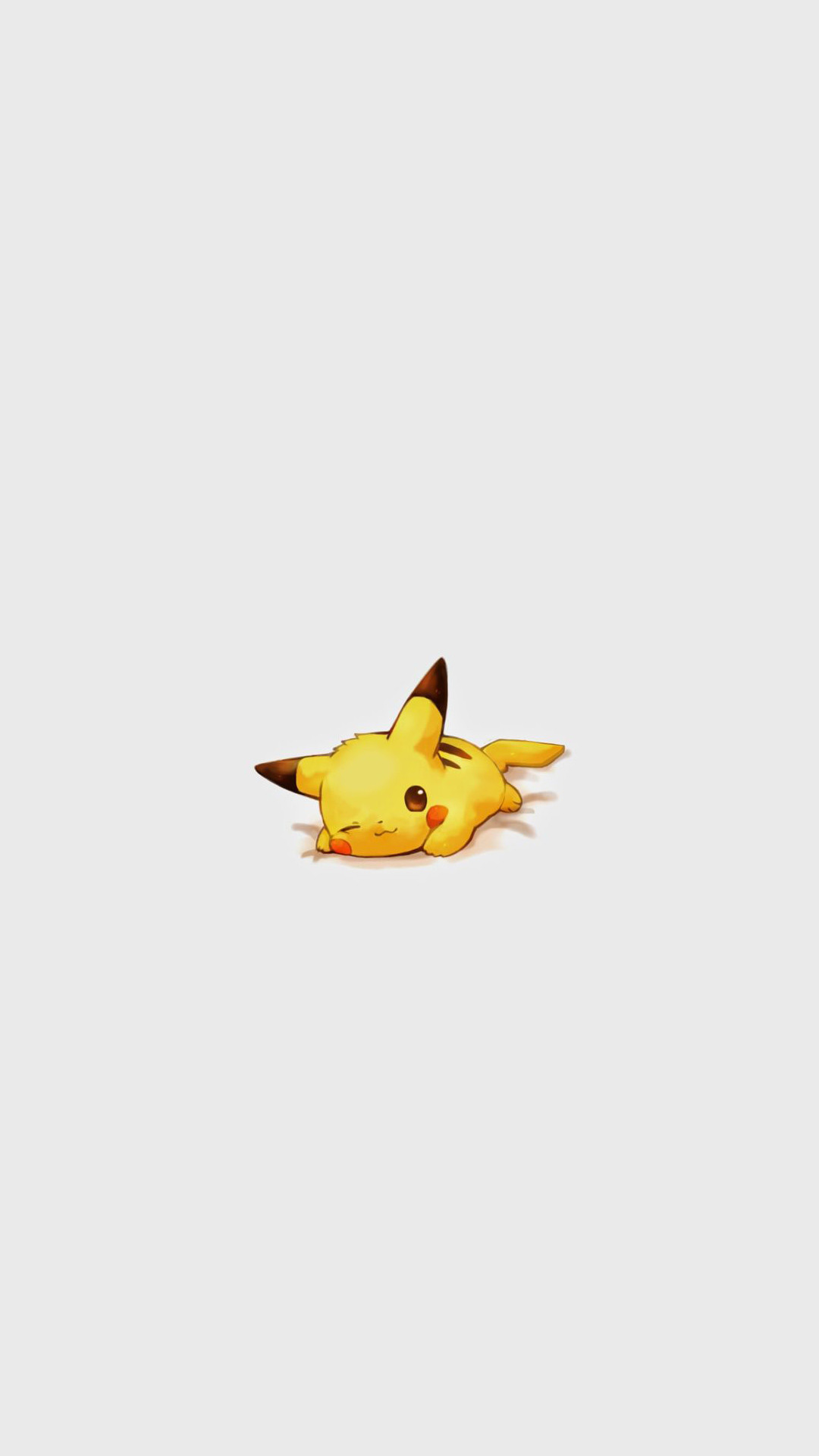 1080x1920 Cute Pikachu Pokemon Character iPhone 6+ HD Wallpaper -  http://freebestpicture.