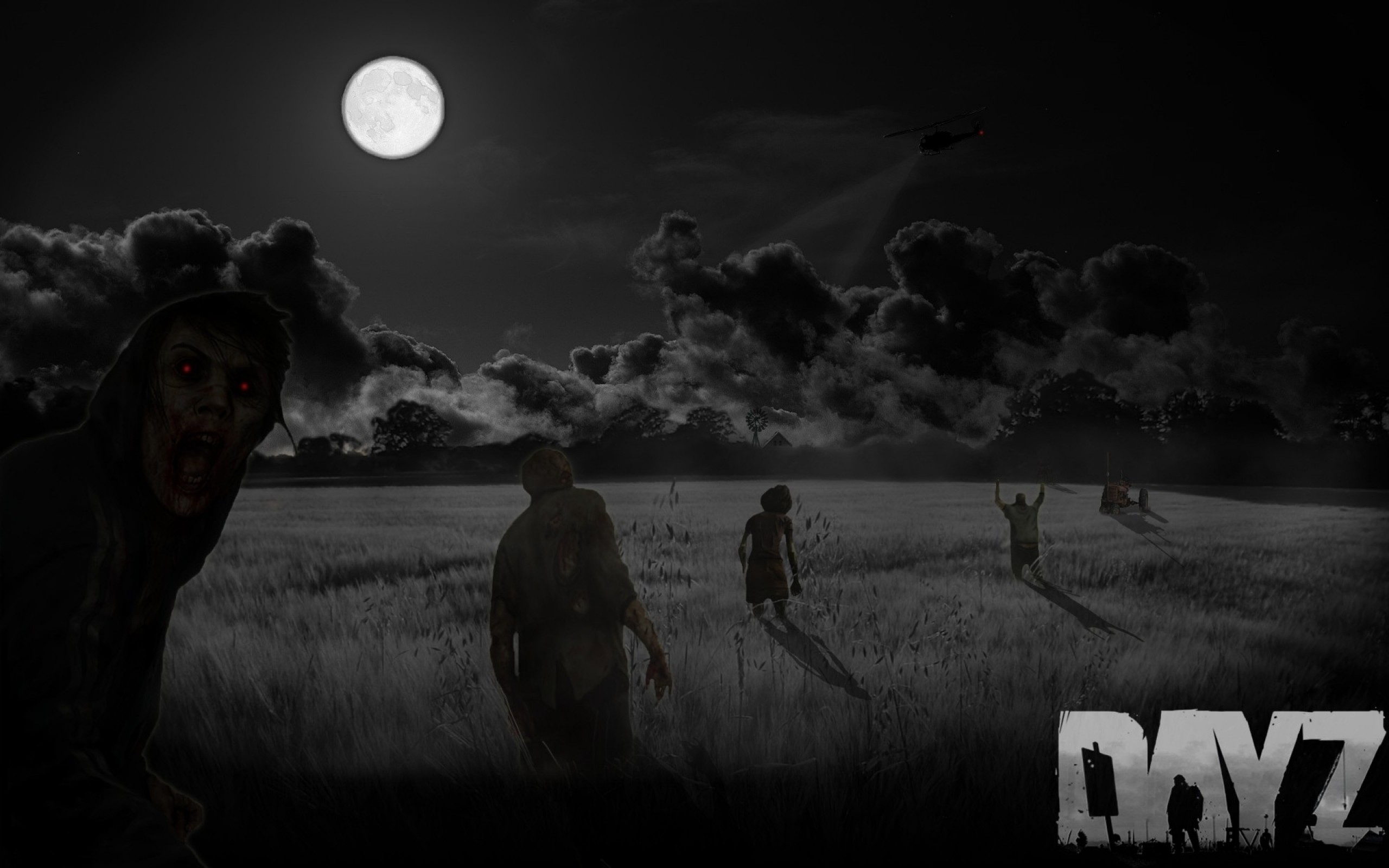 Scary Zombie Wallpaper (67+ Images