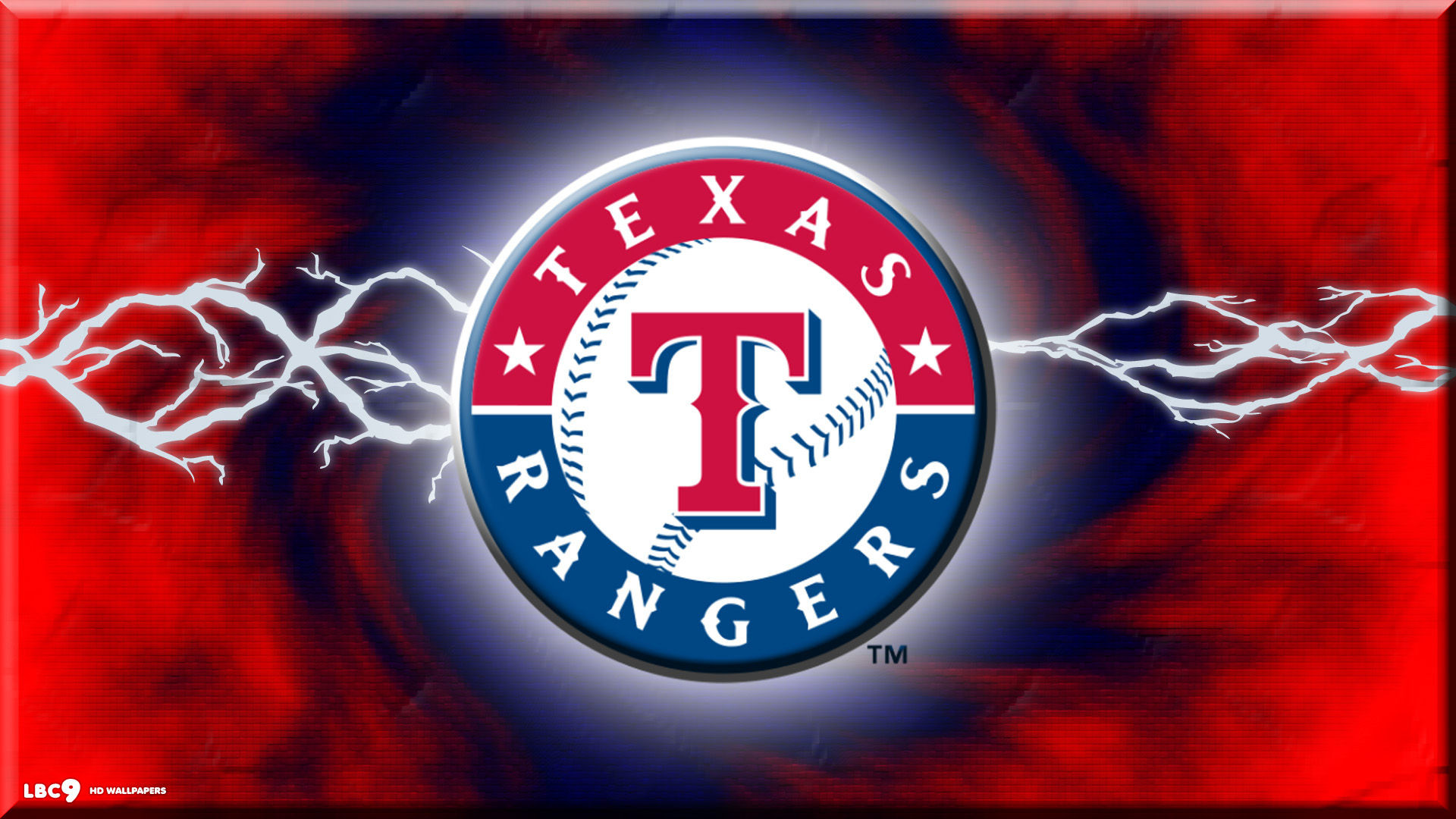 1920x1080 Texas Rangers Wallpaper