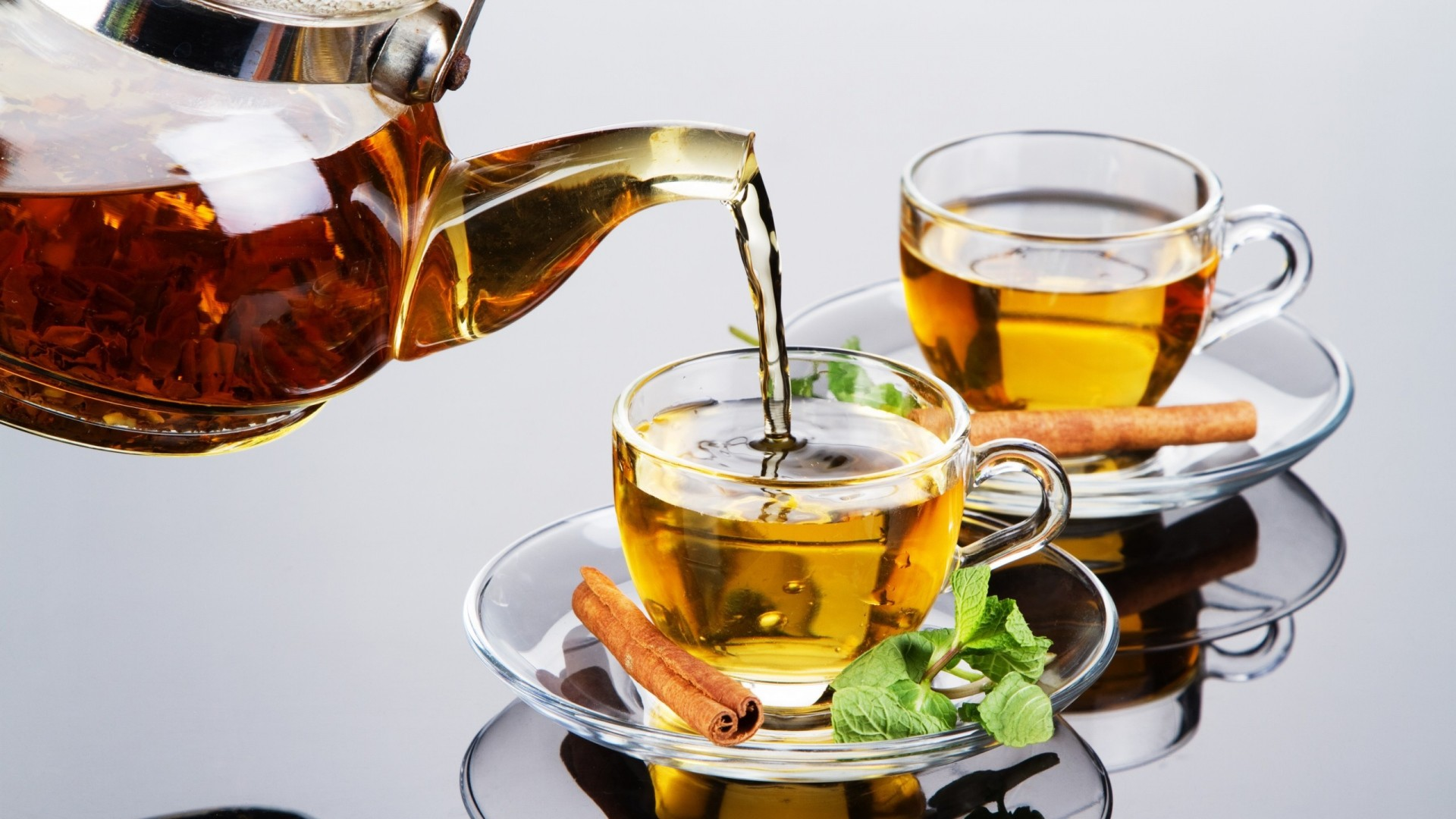 1920x1080 Download now full hd wallpaper tea canella mint teapot ...