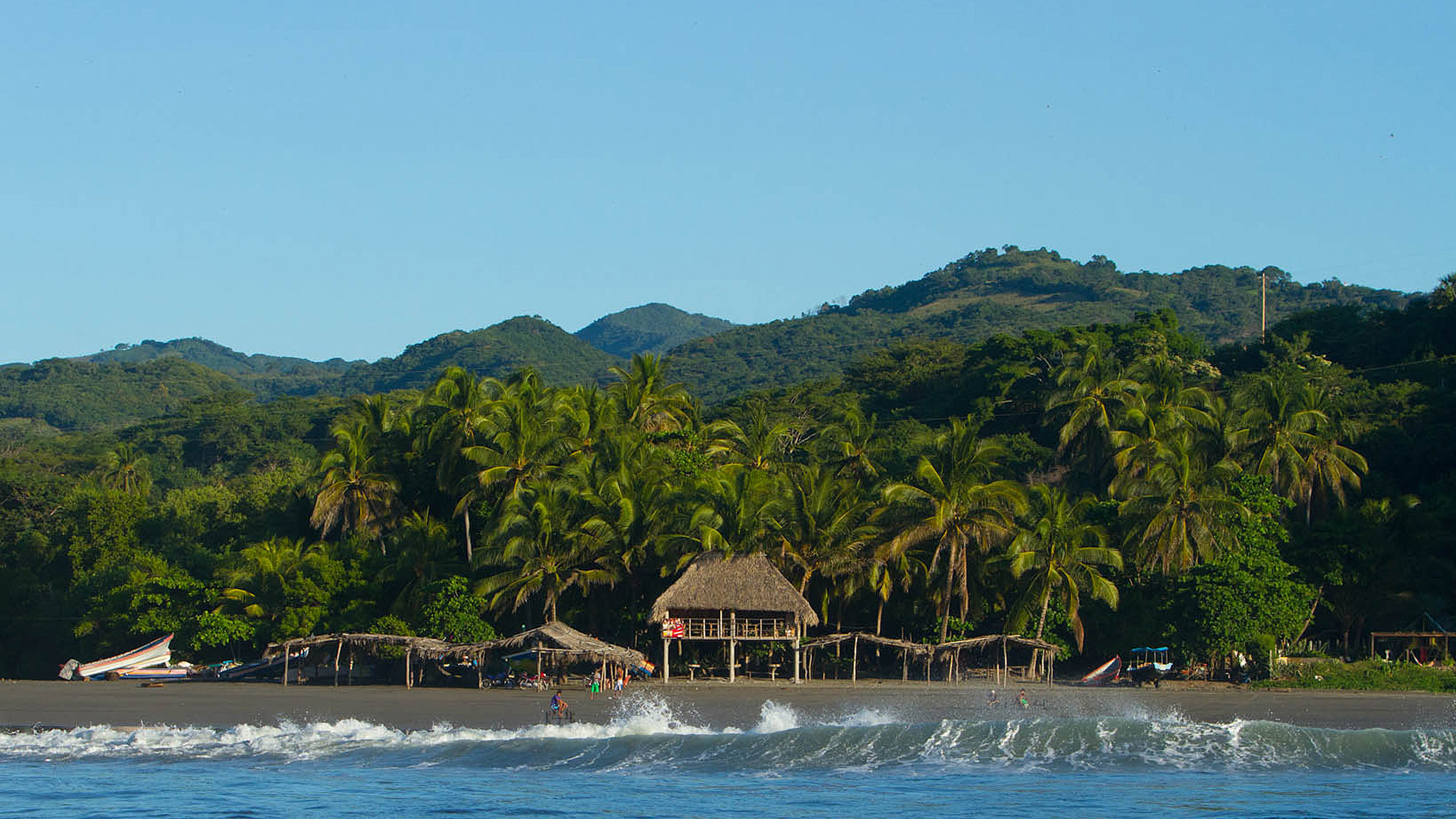2048x1152 El Salvador countryside