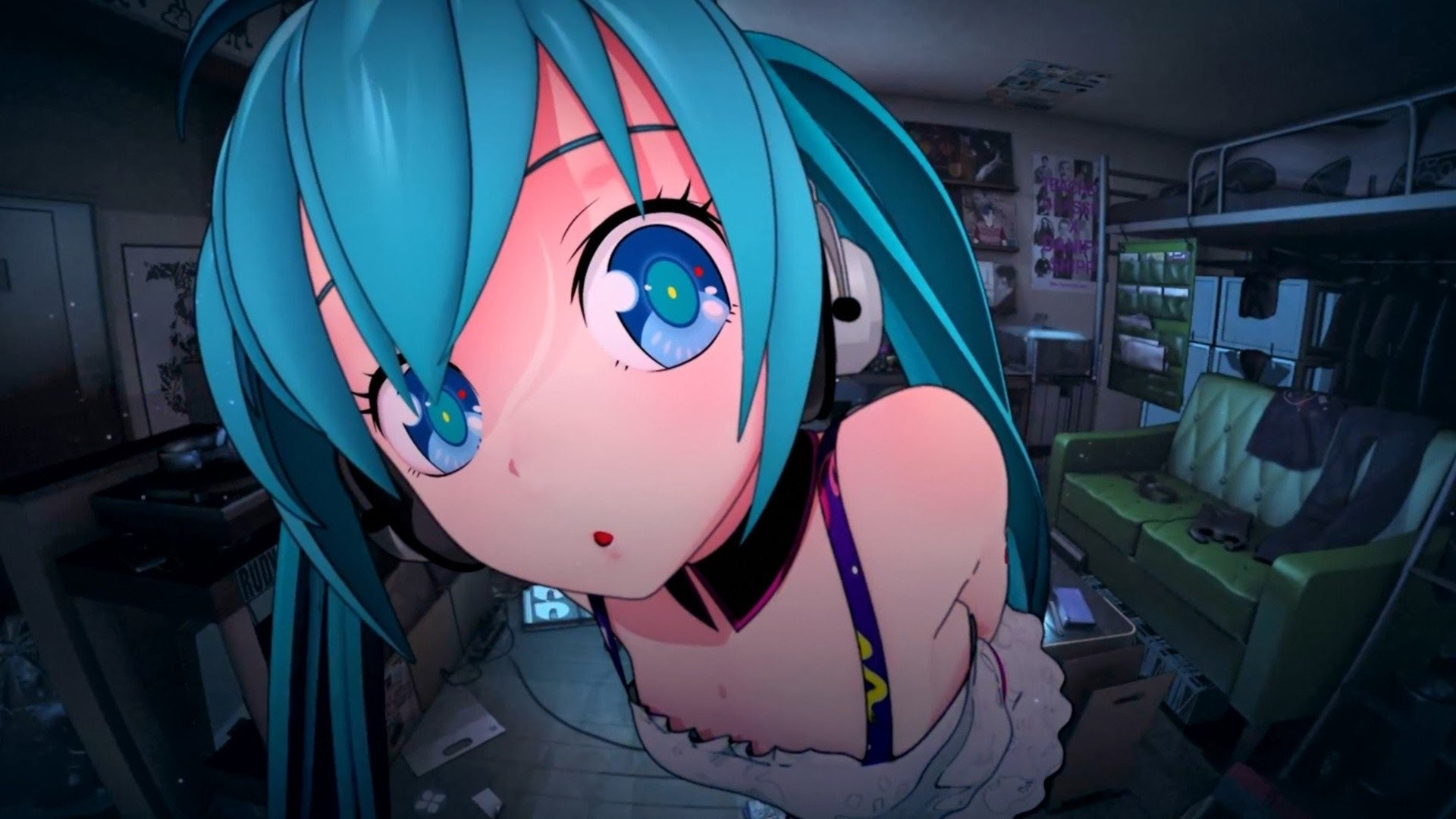 1920x1080 HD Wallpaper | Background ID:415511.  Anime Vocaloid