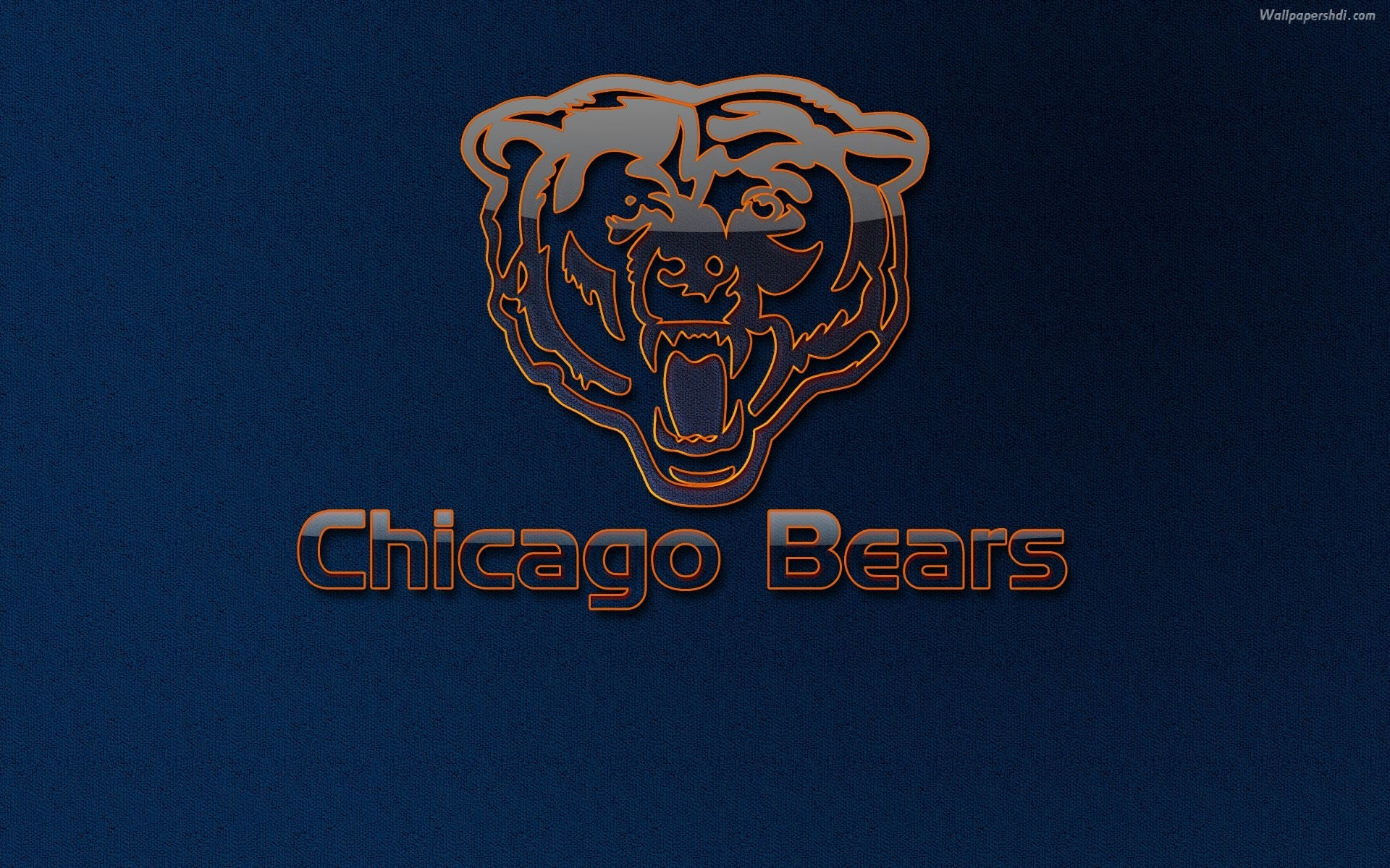 1920x1200 ... Chicago Bears Wallpapers The Wallpaper; Chicago Bears  Wallpaper Iphone .