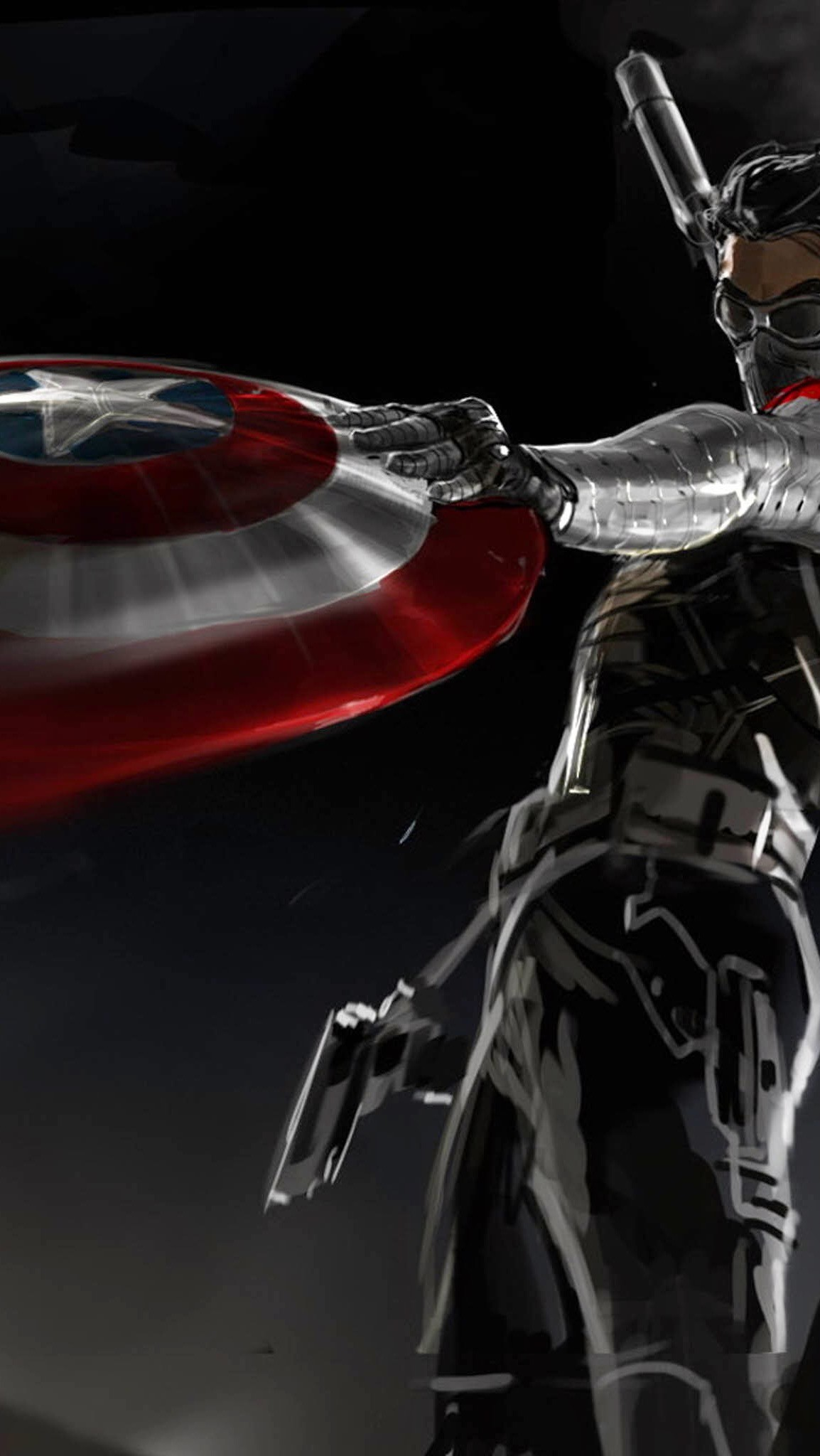 Bucky Barnes Wallpapers 76 Images