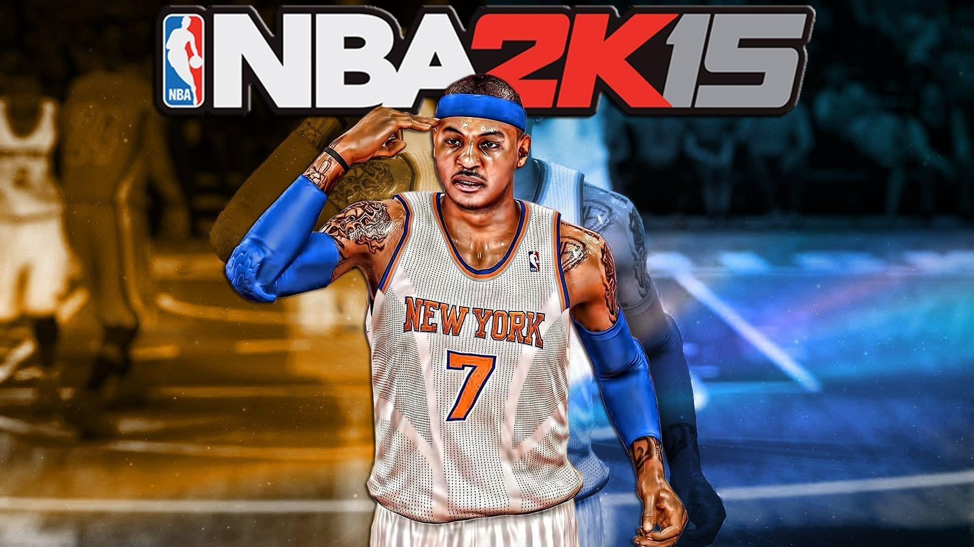 1920x1080 Carmelo Anthony Wallpapers 2015 HD - Wallpaper Cave