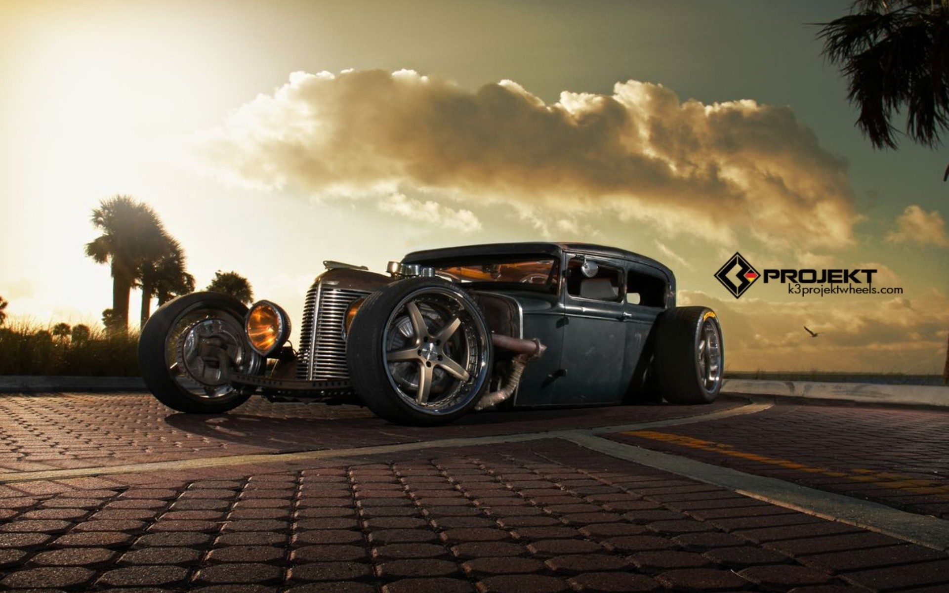1921x1200 ... rat rod wallpaper wallpapersafari ...