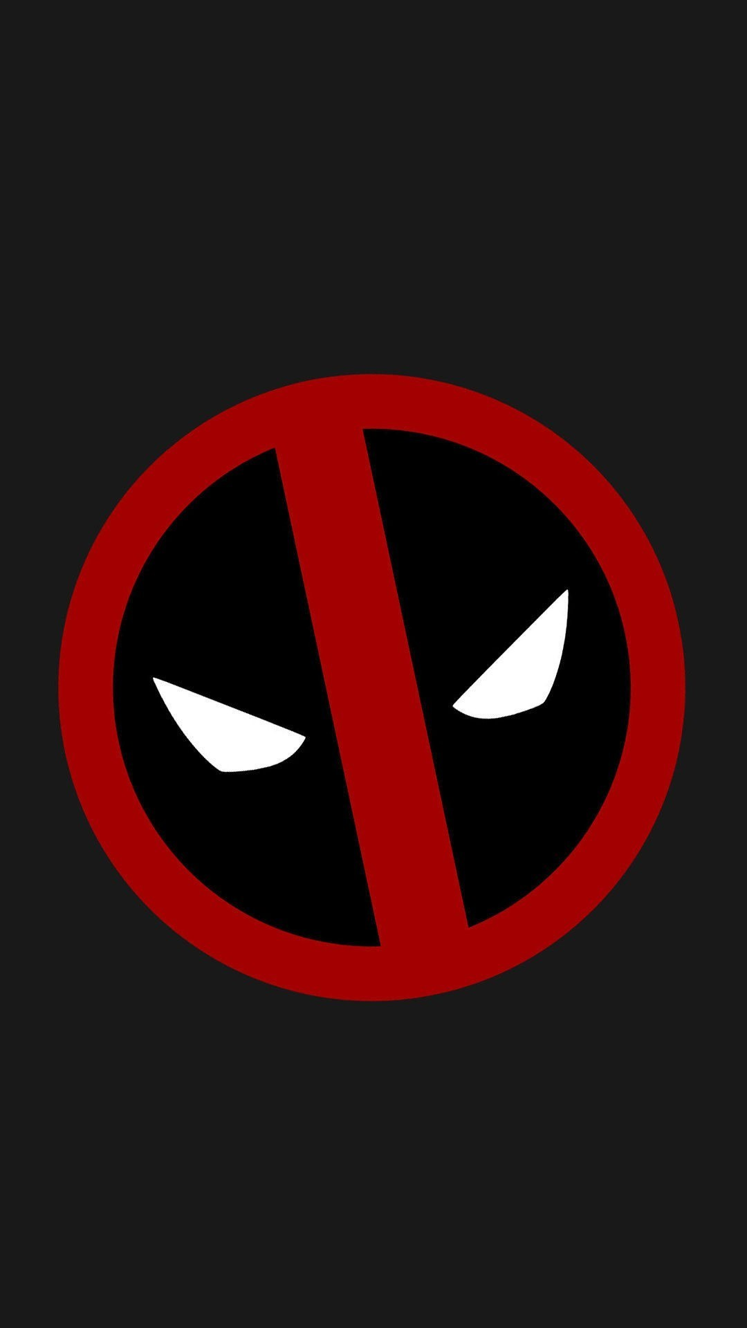1080x1920 Deadpool logo
