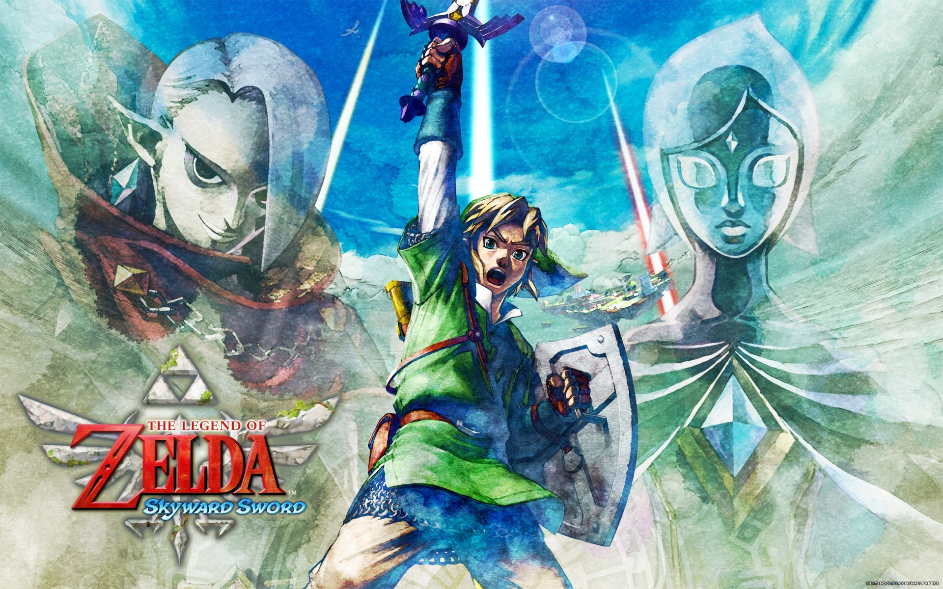 1920x1200 The Legend Of Zelda Wallpapers | HD Wallpapers | Pinterest | Wallpaper and  Hd wallpaper