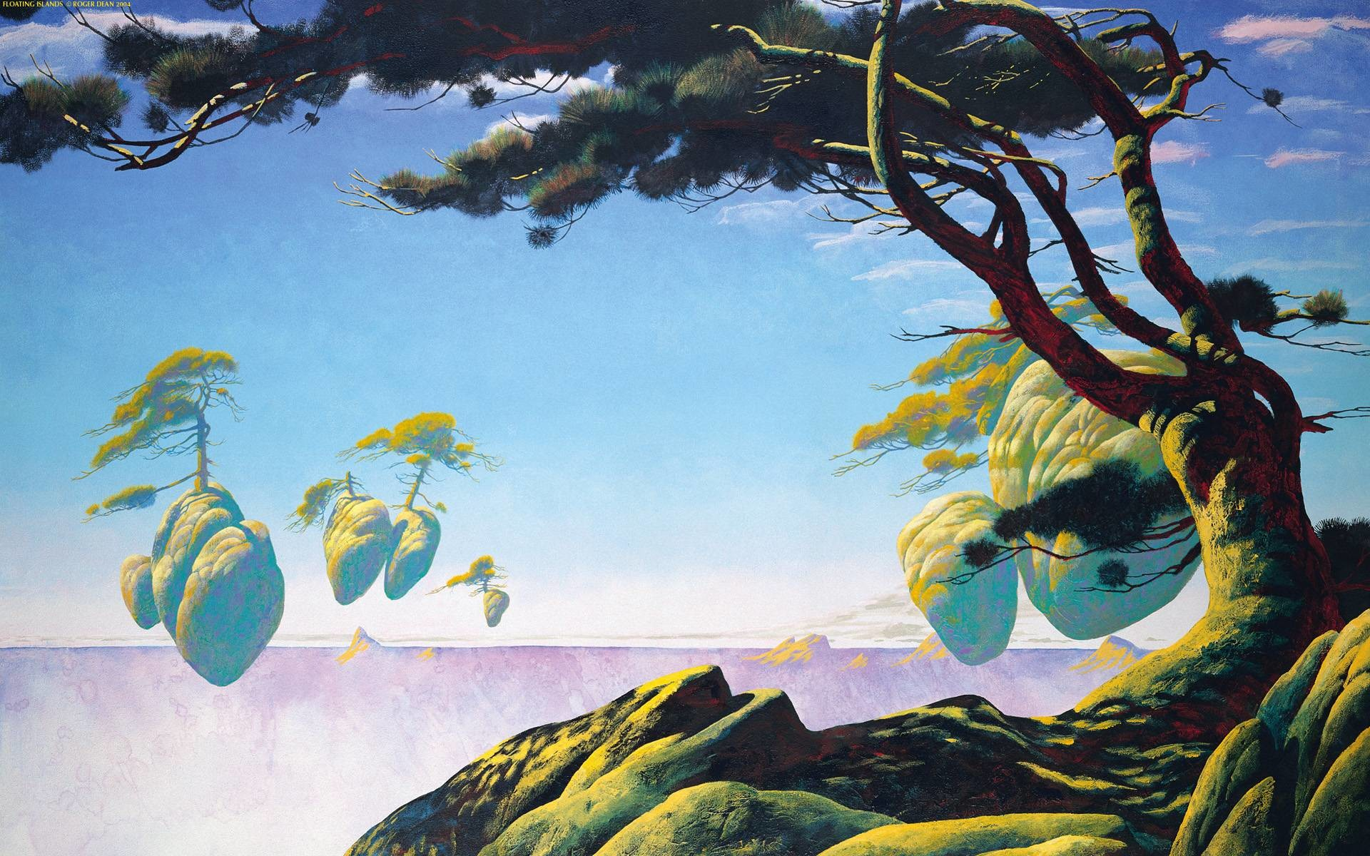 1920x1200 Roger Dean Avatar Wallpaper PX ~ Wallpaper Roger Dean #58892