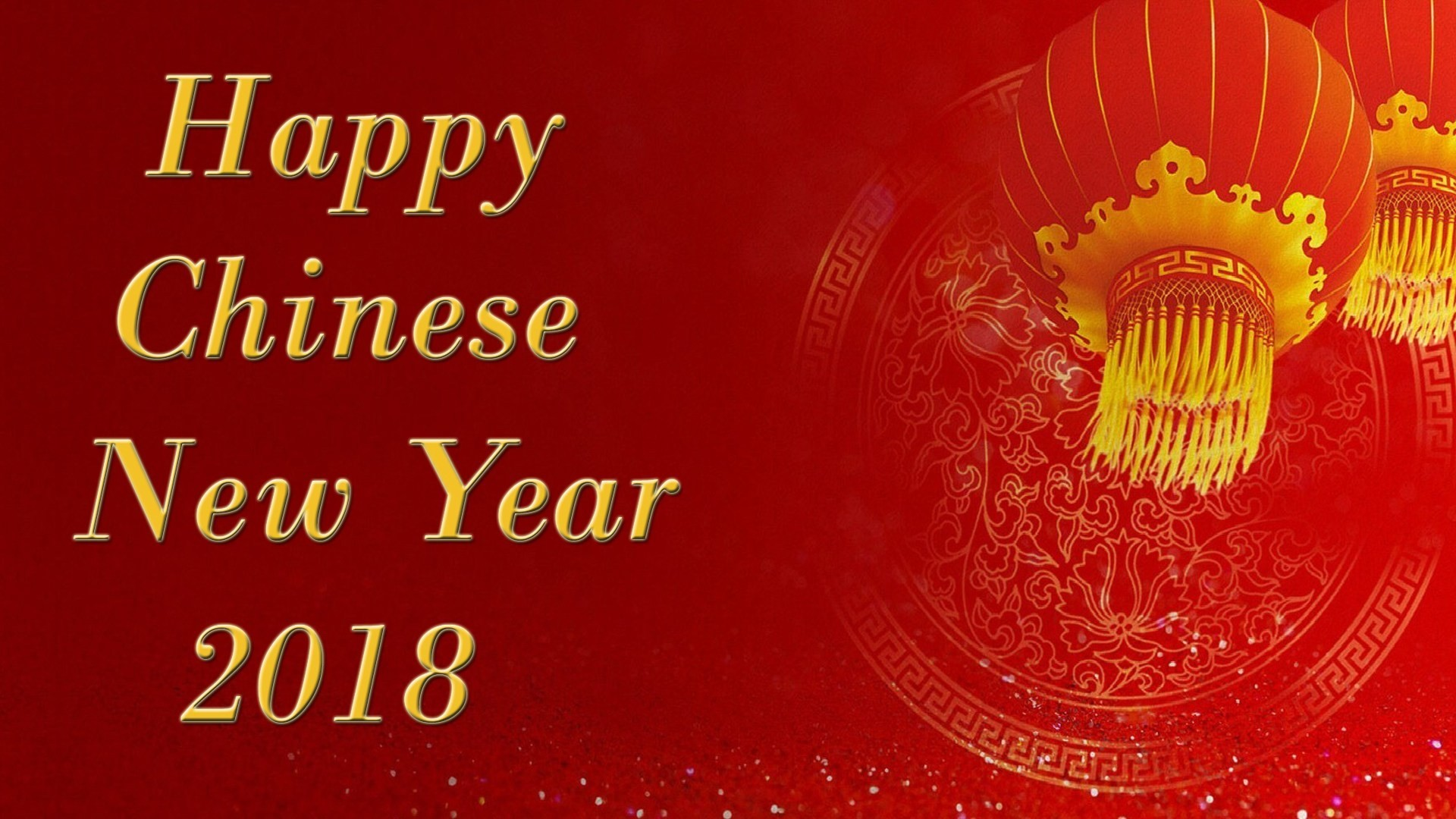 1920x1080 Happy Chinese New Year 2018 Images