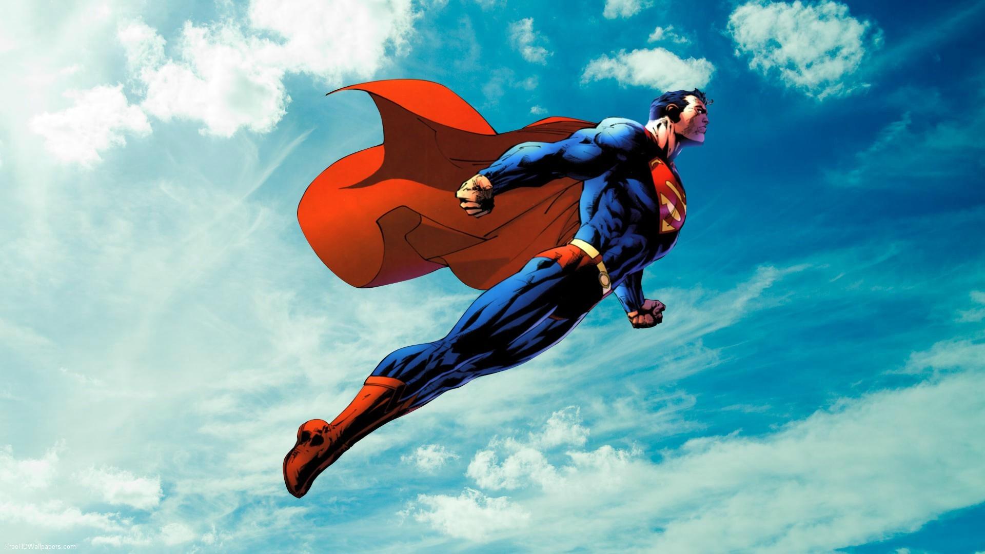 Superman Desktop Wallpapers (70+ images)