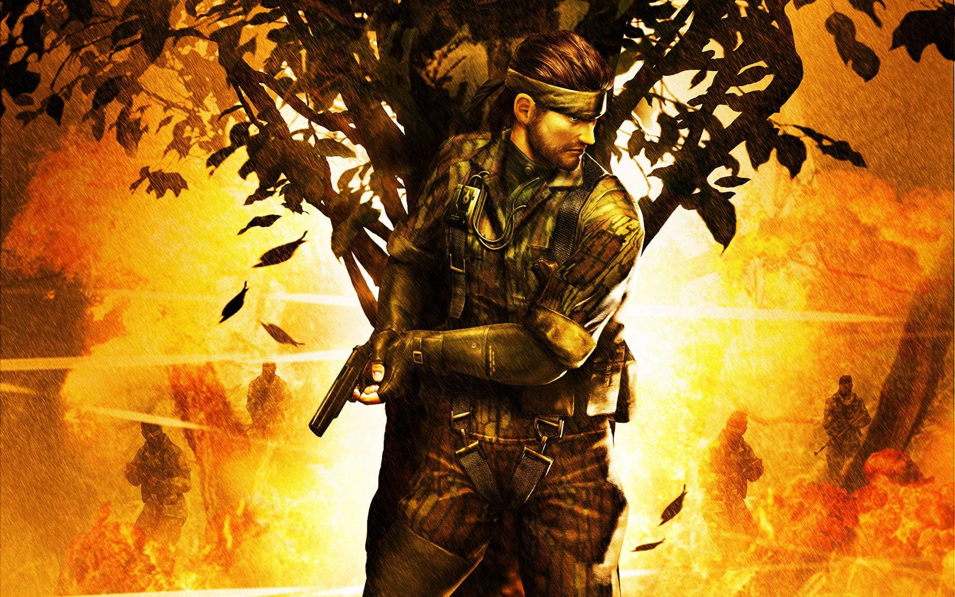 1920x1200 Metal Gear Solid 3 Wallpapers - Full HD wallpaper search