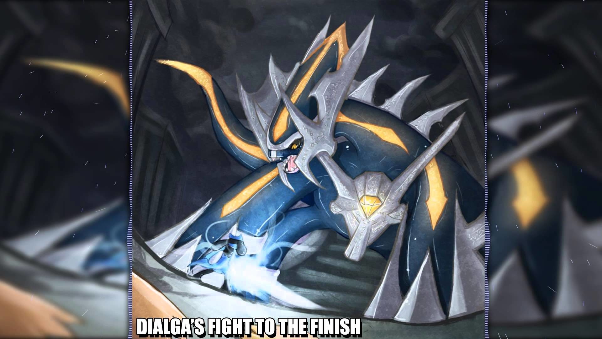 1920x1080 Pokémon Mystery Dungeon 2 - Dialga's Fight to the Finish! Remix