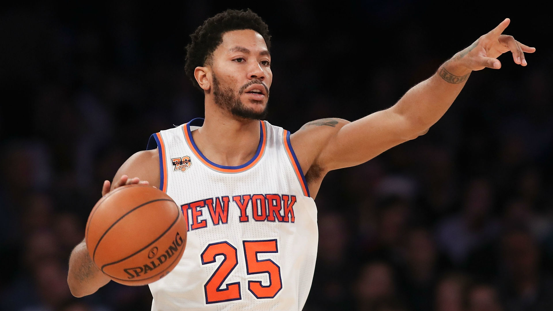 1920x1080 Derrick Rose says he could be 'better' than MVP season, was a 'dumb player'  | NBA | Sporting News