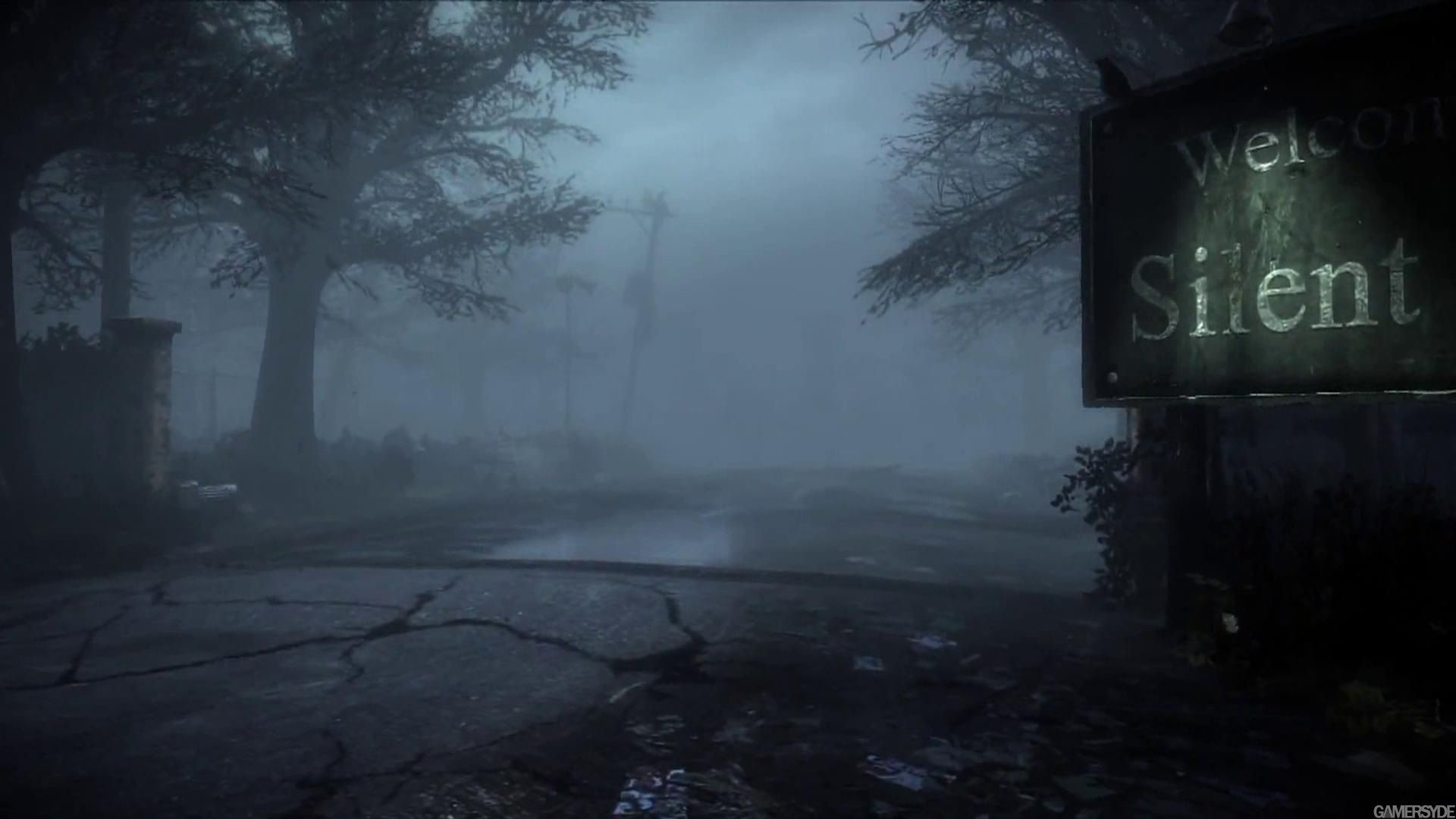 Silent Hill Background 70 Images