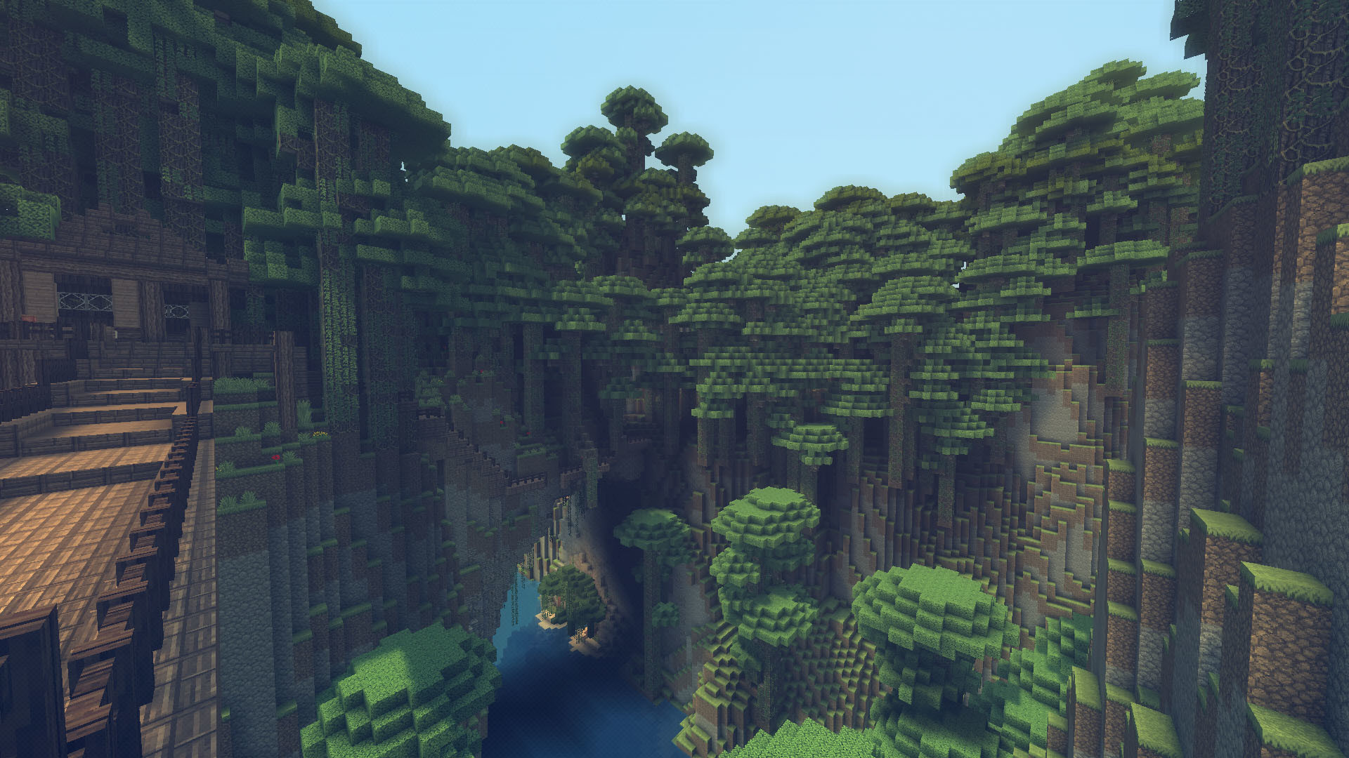 1920x1080 Games Backgrounds Minecraft Wallpapers by Nikolas Pasternak
