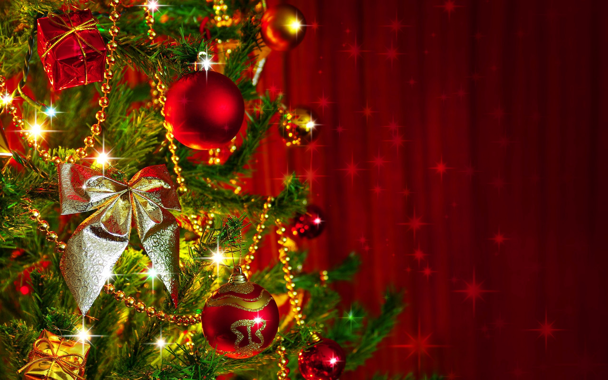Christmas Tree Desktop Background (74+ Images