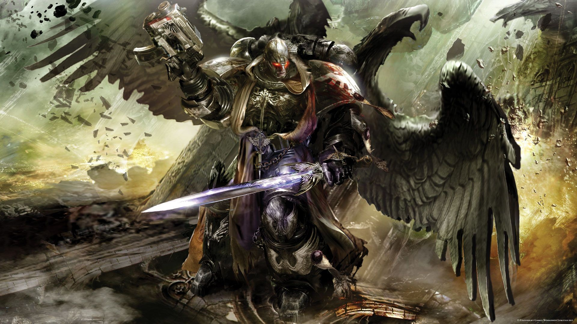 1920x1080 Amazing Warhammer 40k Wallpapers, Warhammer 40k High Definition Pictures -  HX3618658