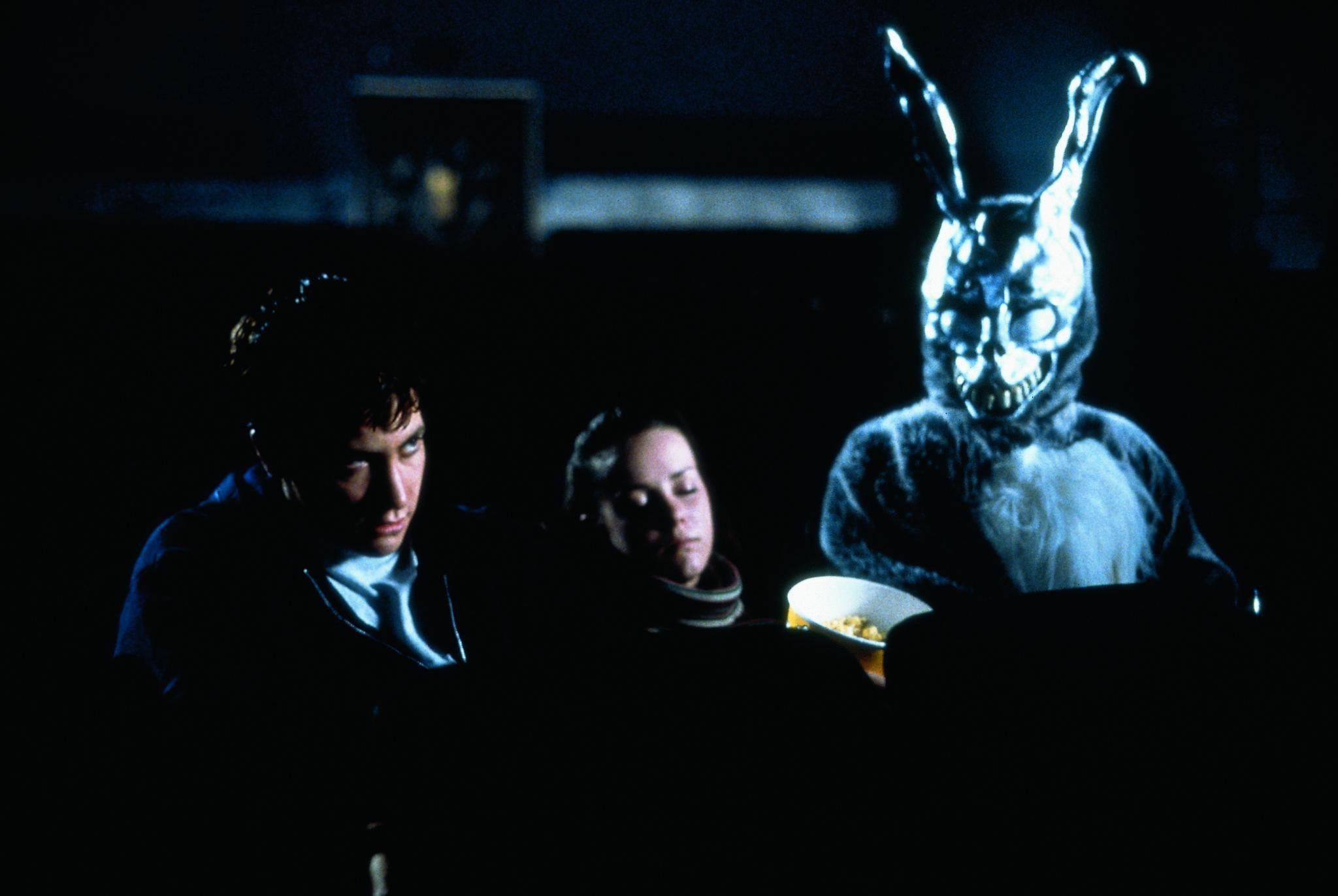 donnie darko Happy birthday drew barrymoredid you know she was also an executive producer for donnie darko and credited for being very instrumental in helping richard kelly get the movie made.