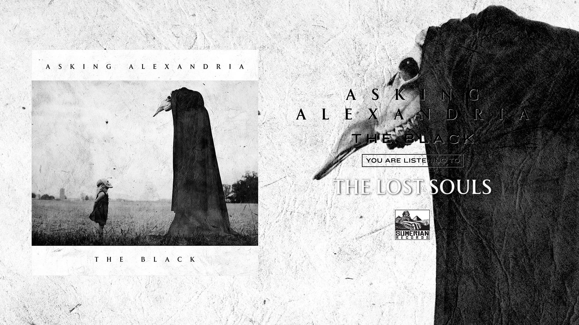 1920x1080 ASKING ALEXANDRIA - The Lost Souls
