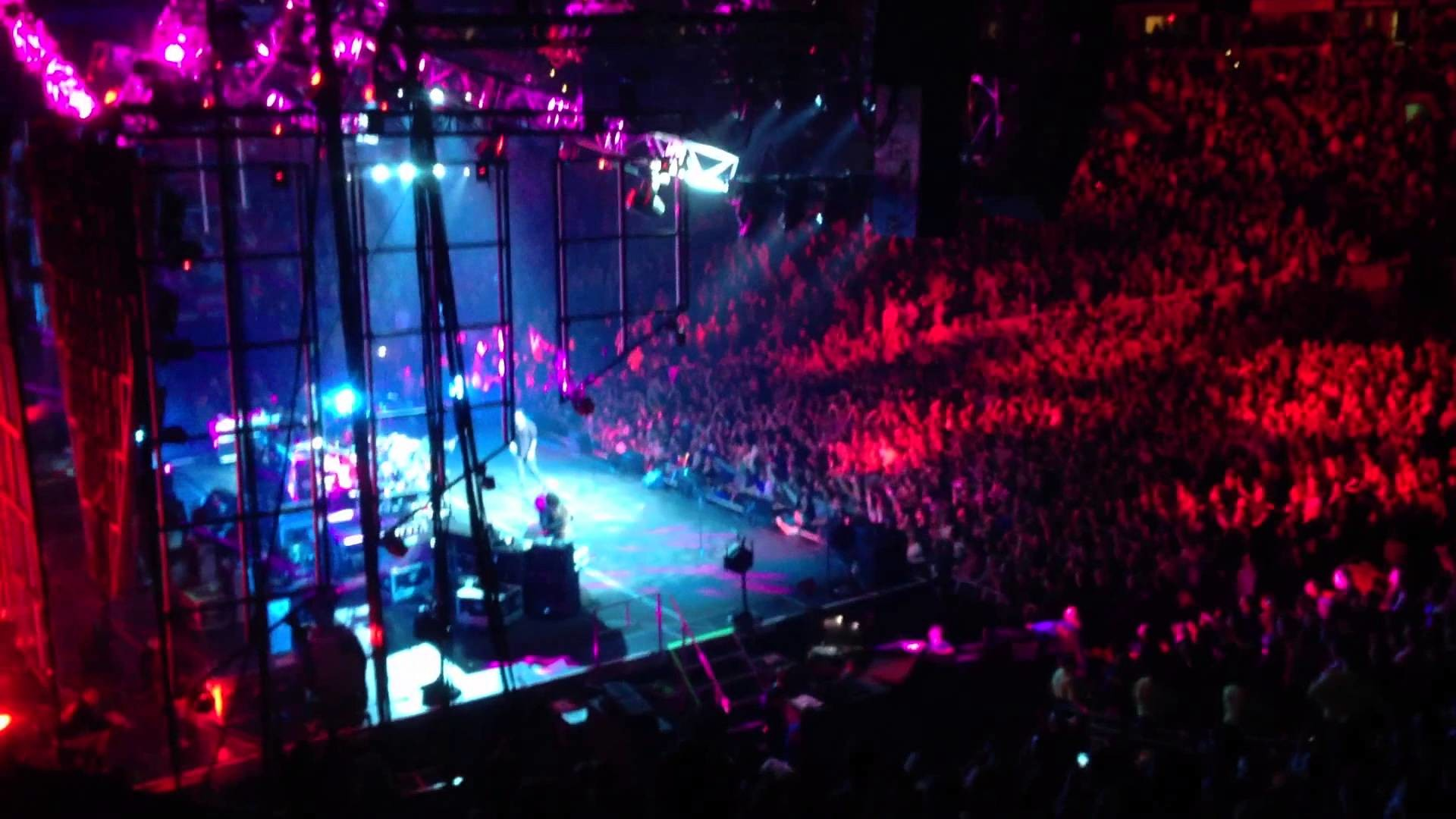 1920x1080 Dave Matthews Band Live at TD Garden Boston Thank You