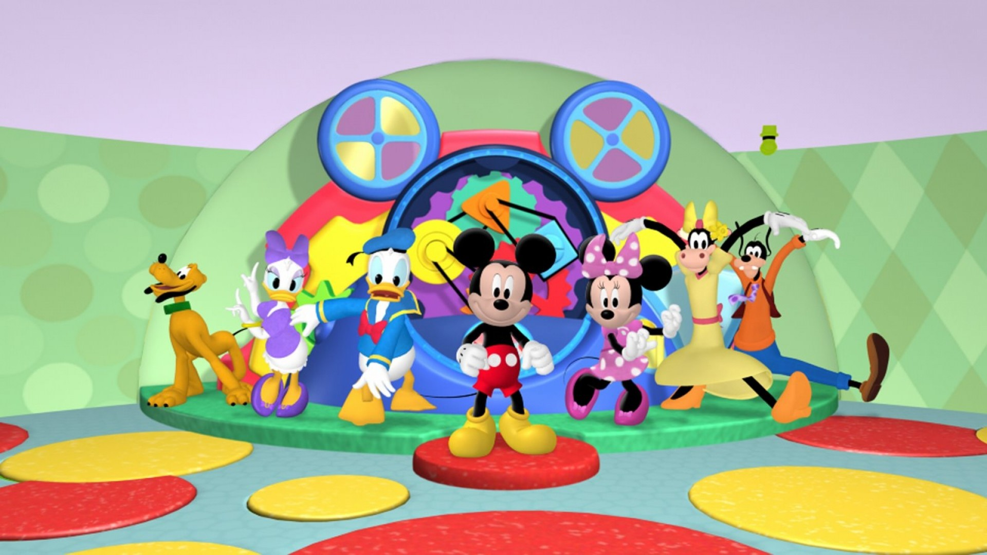 Mickey Mouse Clubhouse Wallpapers images