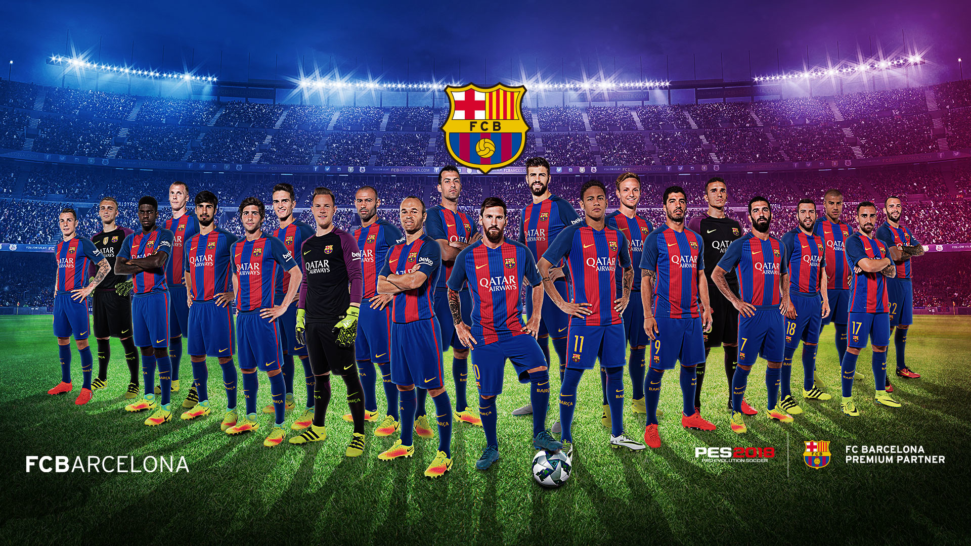 Barcelona HD Wallpapers 2018 (73+ images)
