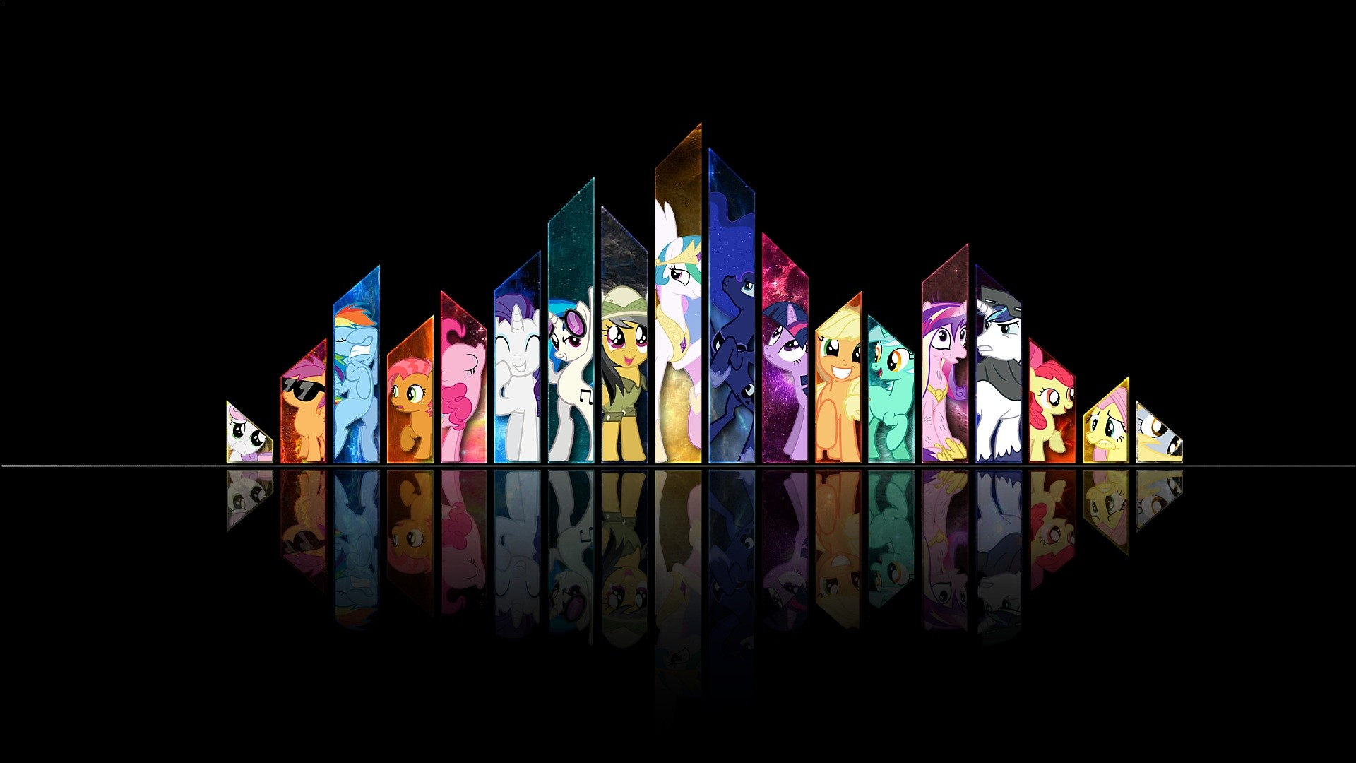 1920x1080 My Little Pony HD Wallpapers – Backgrounds for PC & Mac, Laptop, Tablet,  Mobile Phone