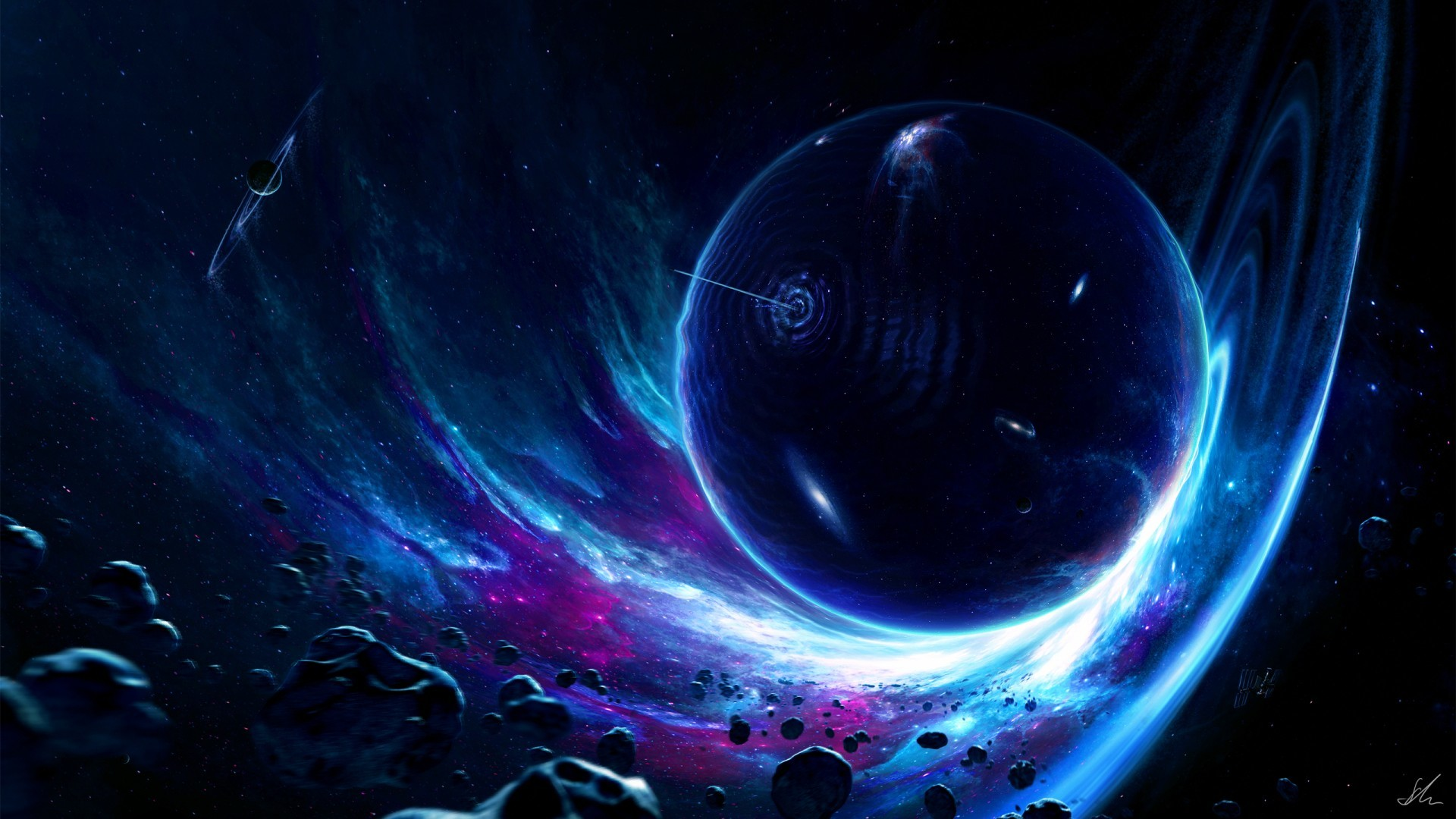3D Universe Wallpaper (59+ images)