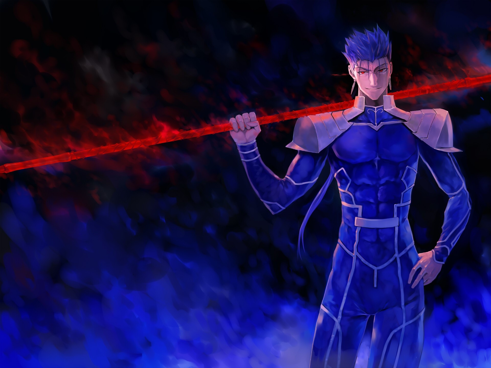 1920x1440 Fate/stay night, Fate/stay night: Unlimited Blade Works, Fate/
