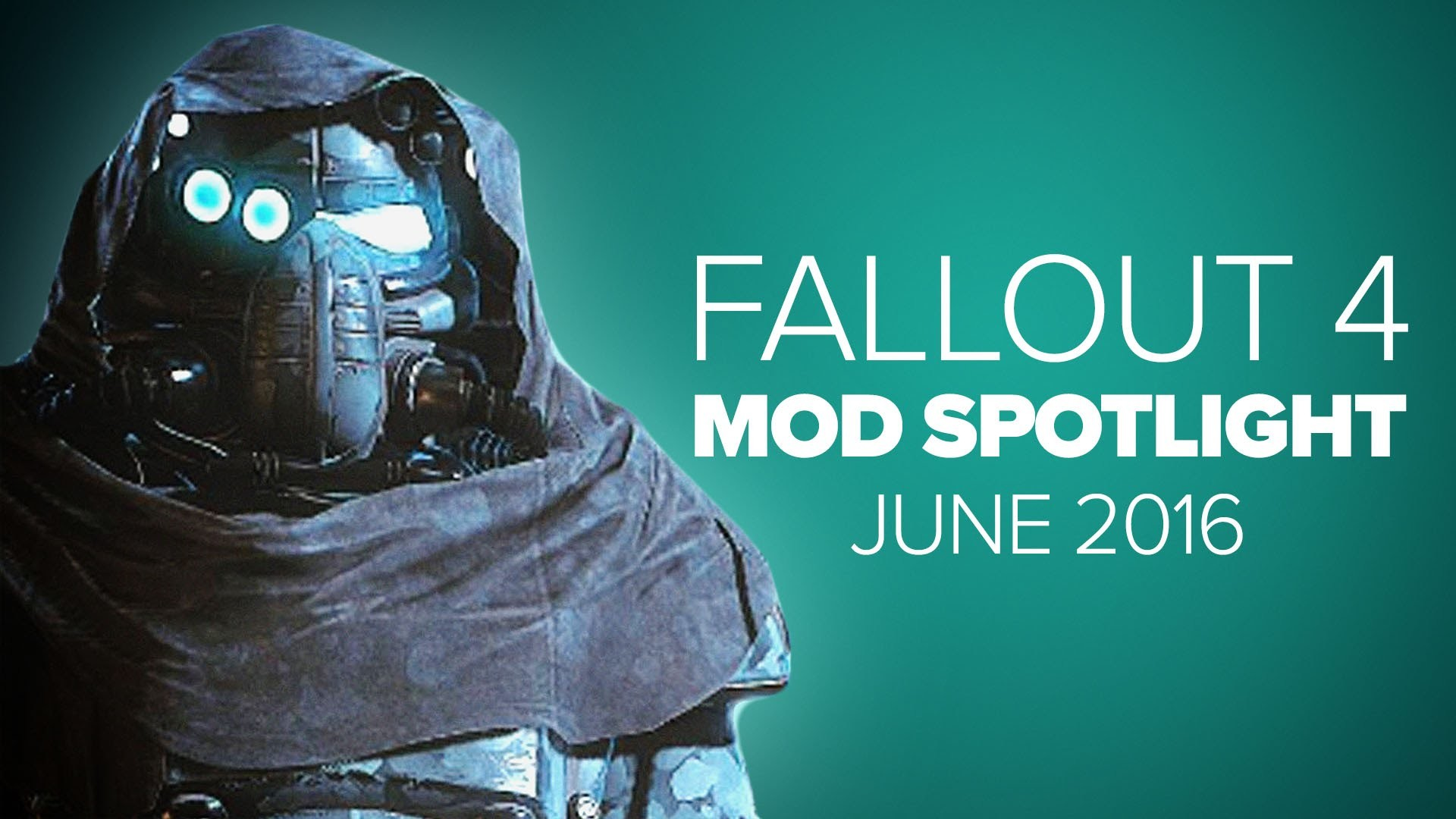 1920x1080 Fallout 4 Mod Spotlight - T-49 Power Armor, Vault Girl, Console Mods & More  [June 2016] - YouTube