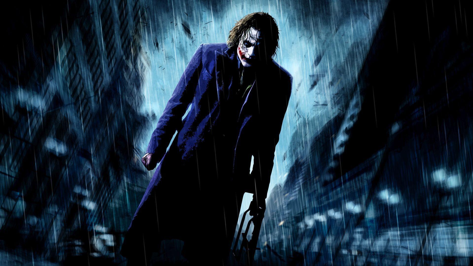1920x1080 Abstract Fan Art Heath Ledger Movies The Dark Knight Joker