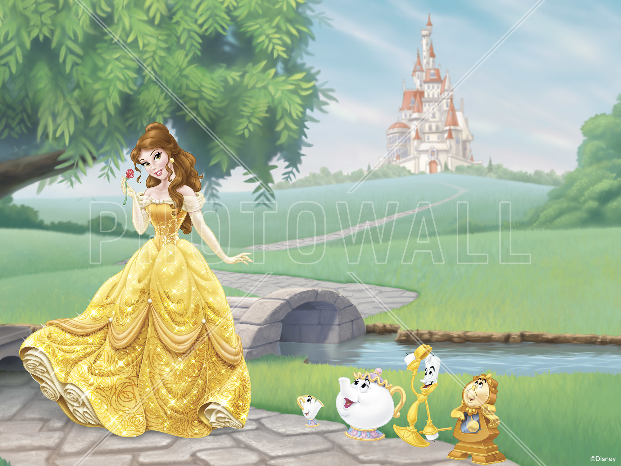 2000x1500 <b>Belle Wallpaper</b> - <b>disney</