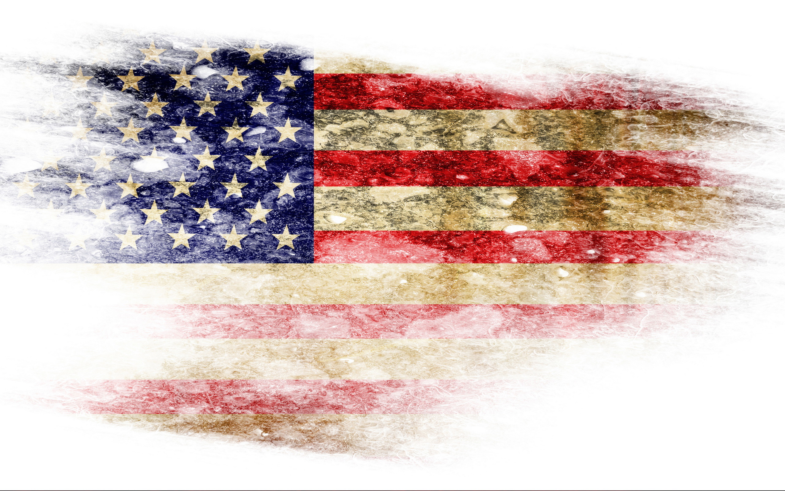 4th of July Party Supplies - 4th of July Decorations American flag photo effects