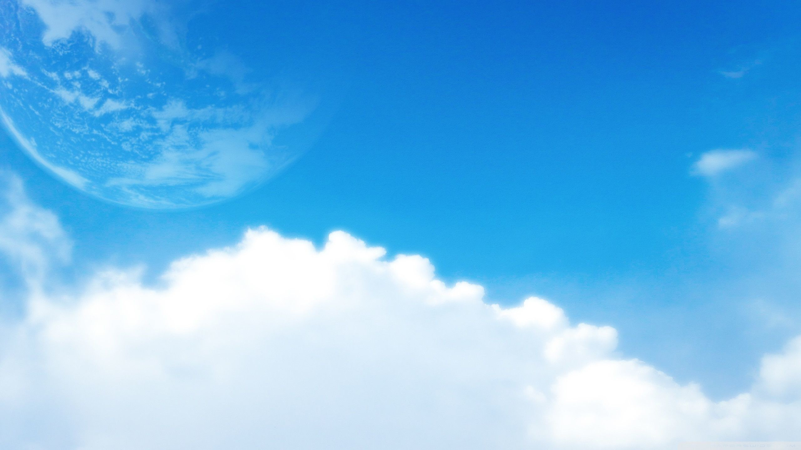 2560x1440 Blue Sky Wallpapers - Wallpaper Cave
