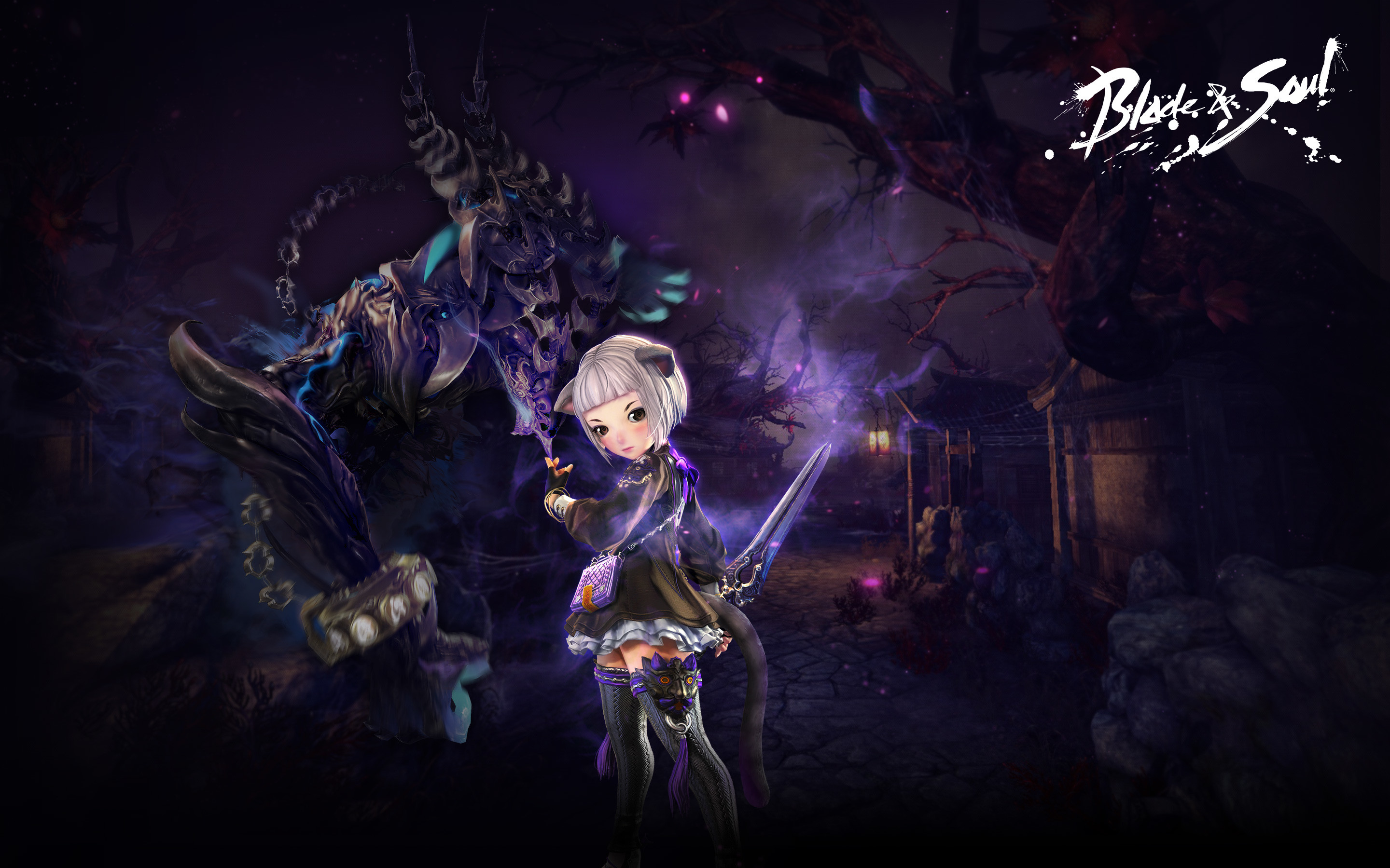 Blade And Soul Wallpaper: Blade And Soul Wallpapers HD (78+ Images