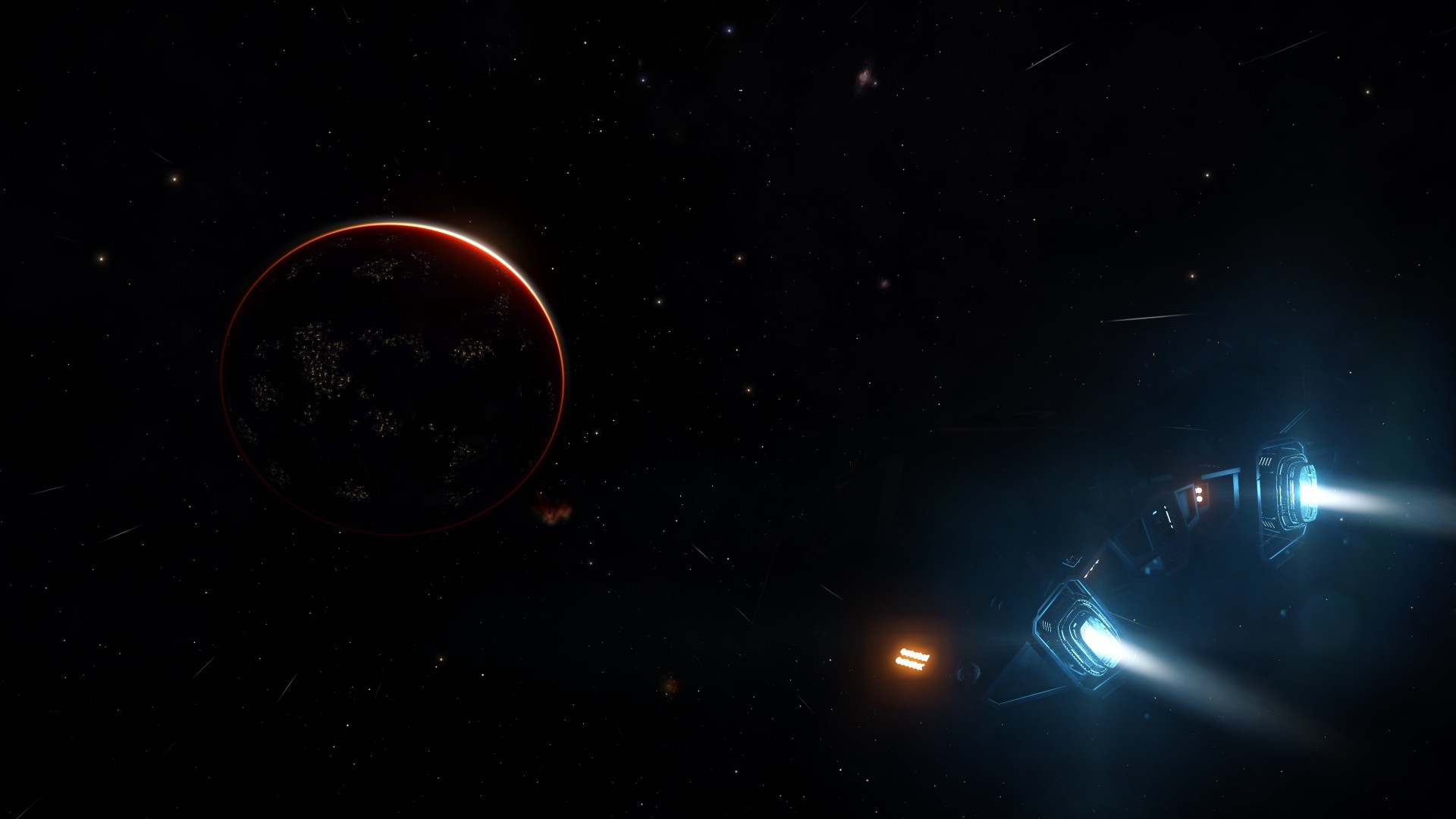 1920x1080 High Definition Collection: Elite Dangerous Wallpaper .