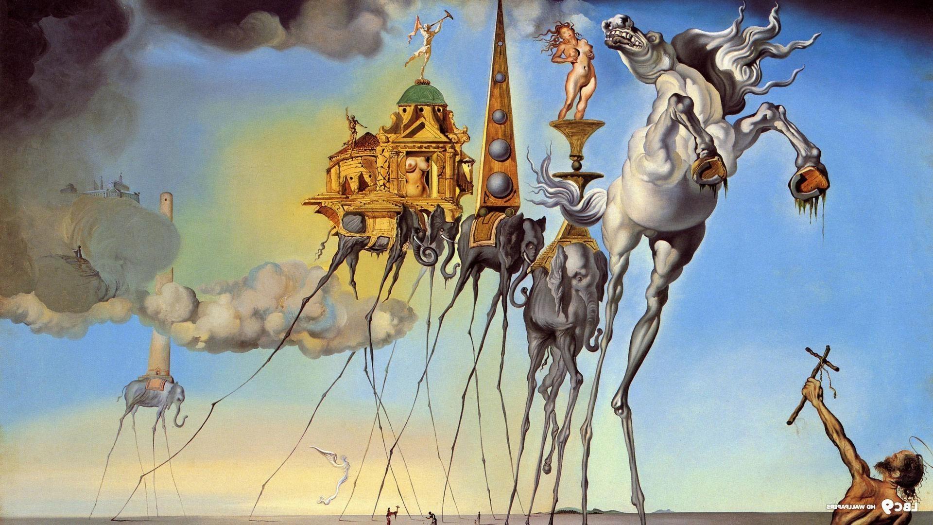 Salvador Dali Wallpapers Free 63 Images