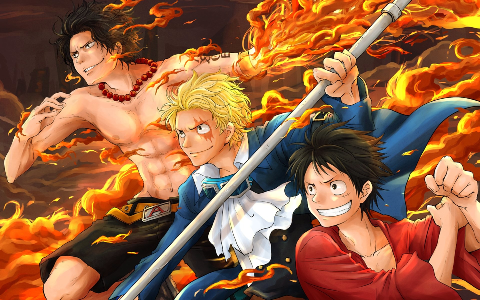 1920x1200 HD Wallpaper | Background ID:606272.  Anime One Piece