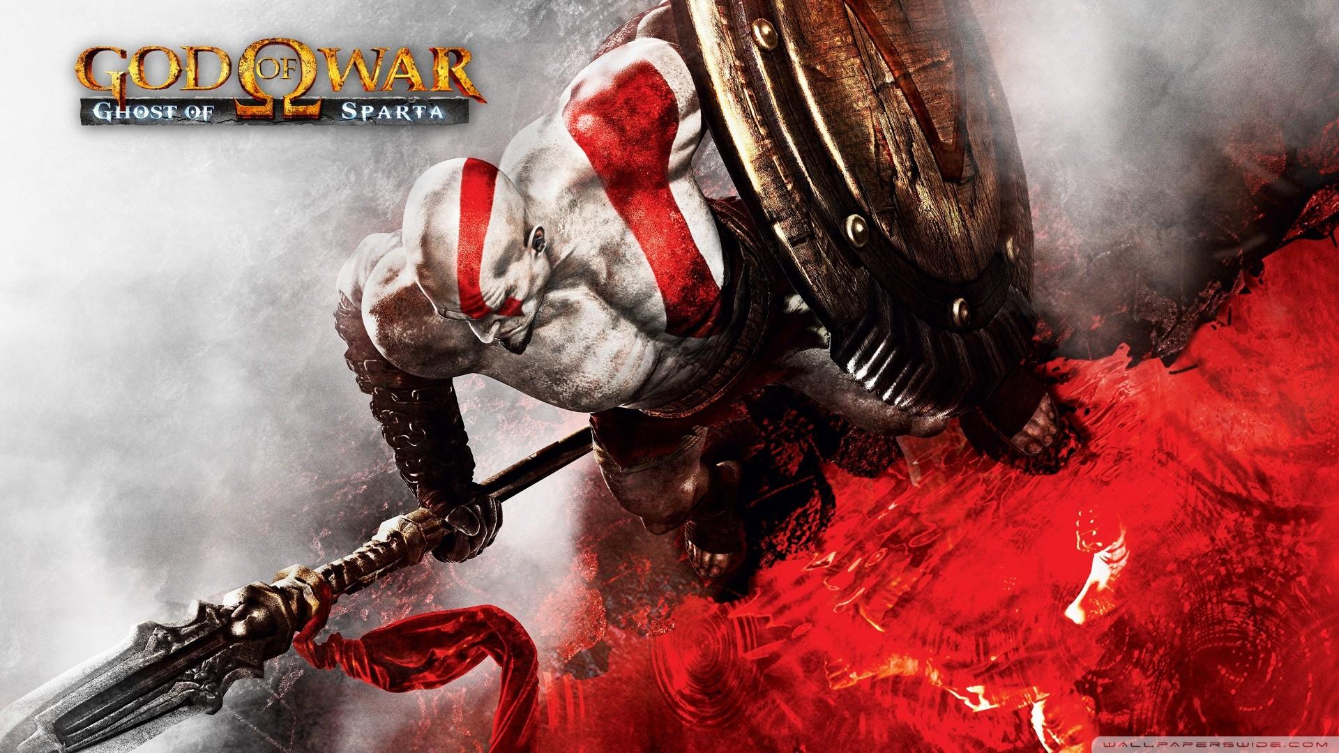 God of War 3 Wallpaper HD (82+ images)