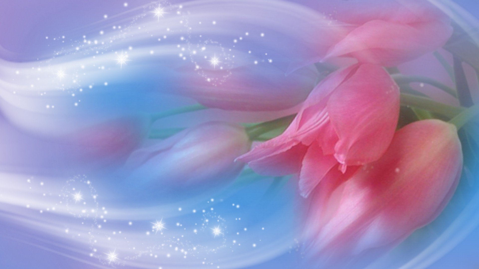 Blue And Pink Ombre Wallpaper 60 Images