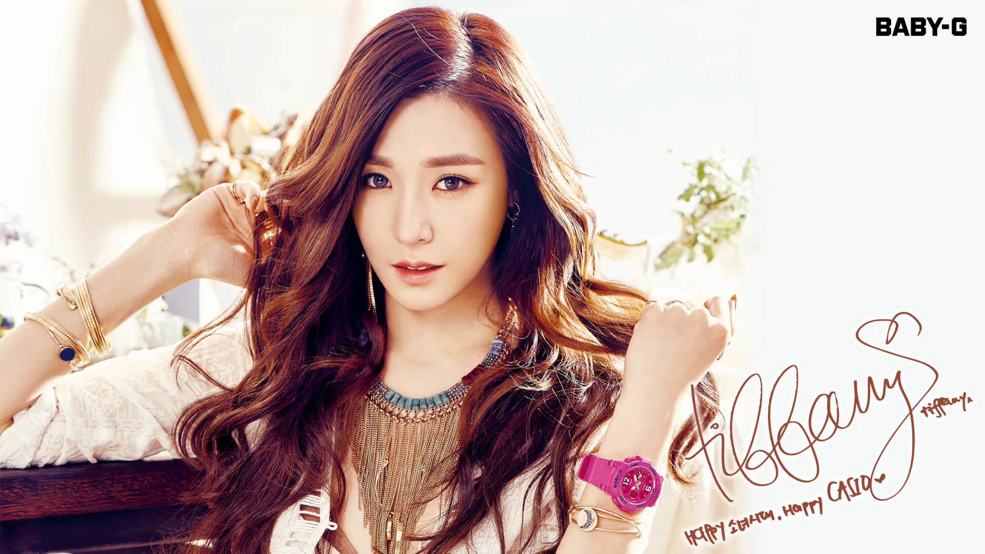 Tiffany Snsd Wallpapers 68 Images