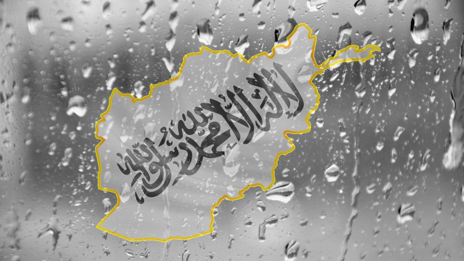 1920x1080 ... beautiful-flag-map-of Afghanistan-Rain-wallpaper by GULTALIBk